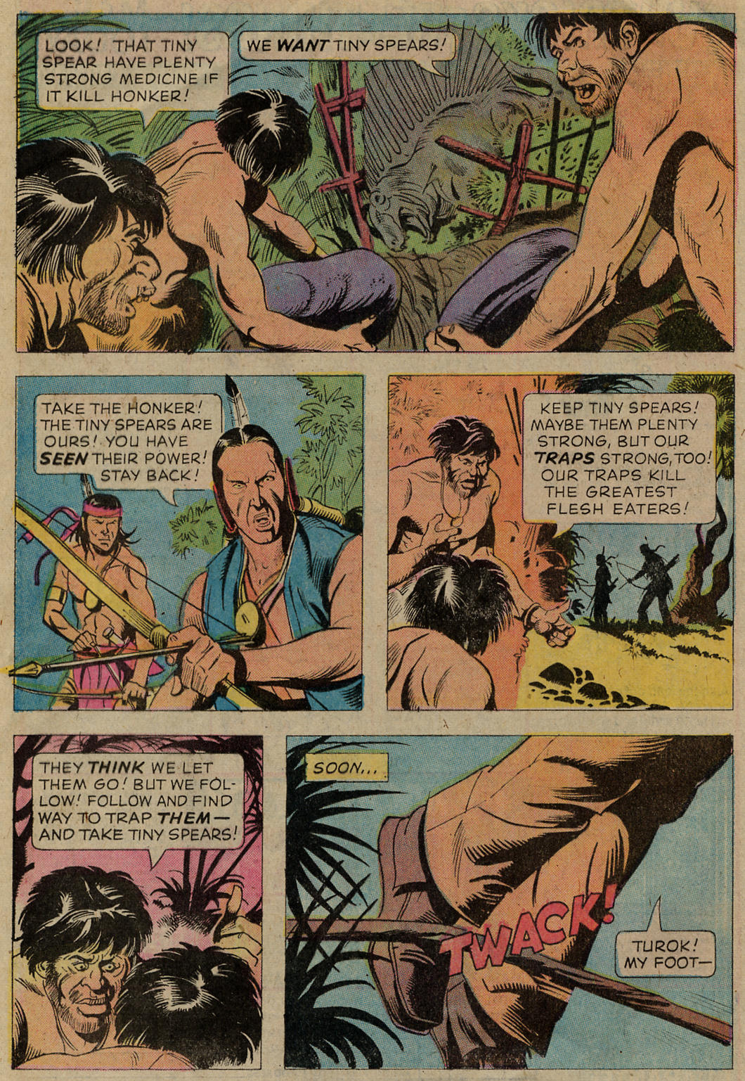 Read online Turok, Son of Stone comic -  Issue #102 - 24