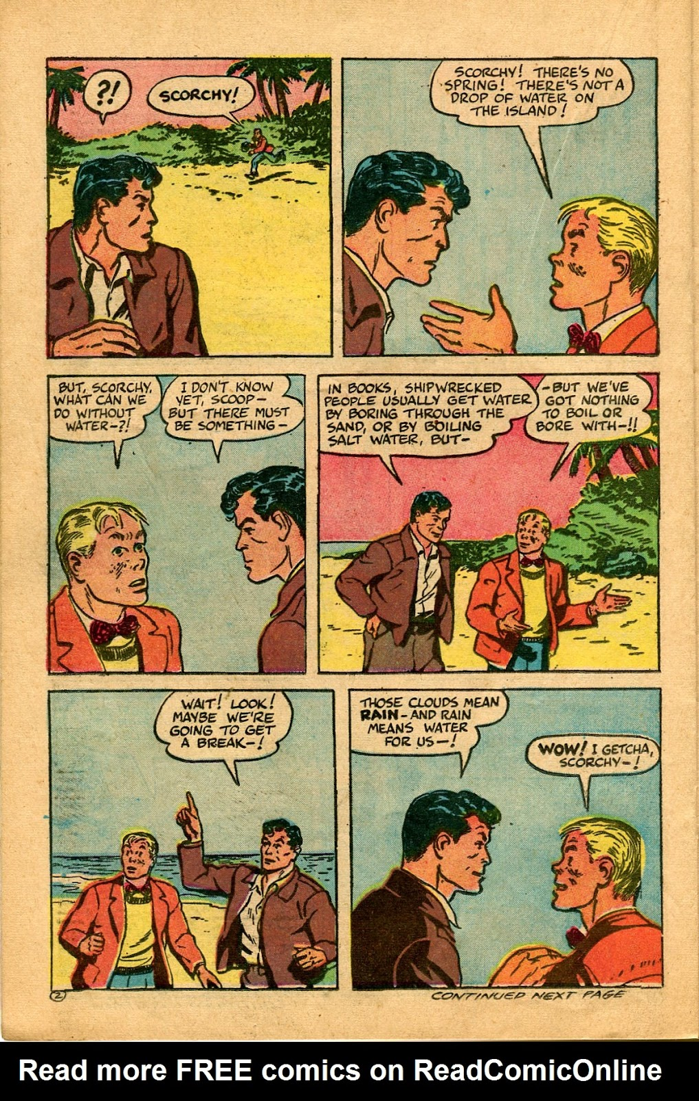 Read online Famous Funnies comic -  Issue #136 - 22