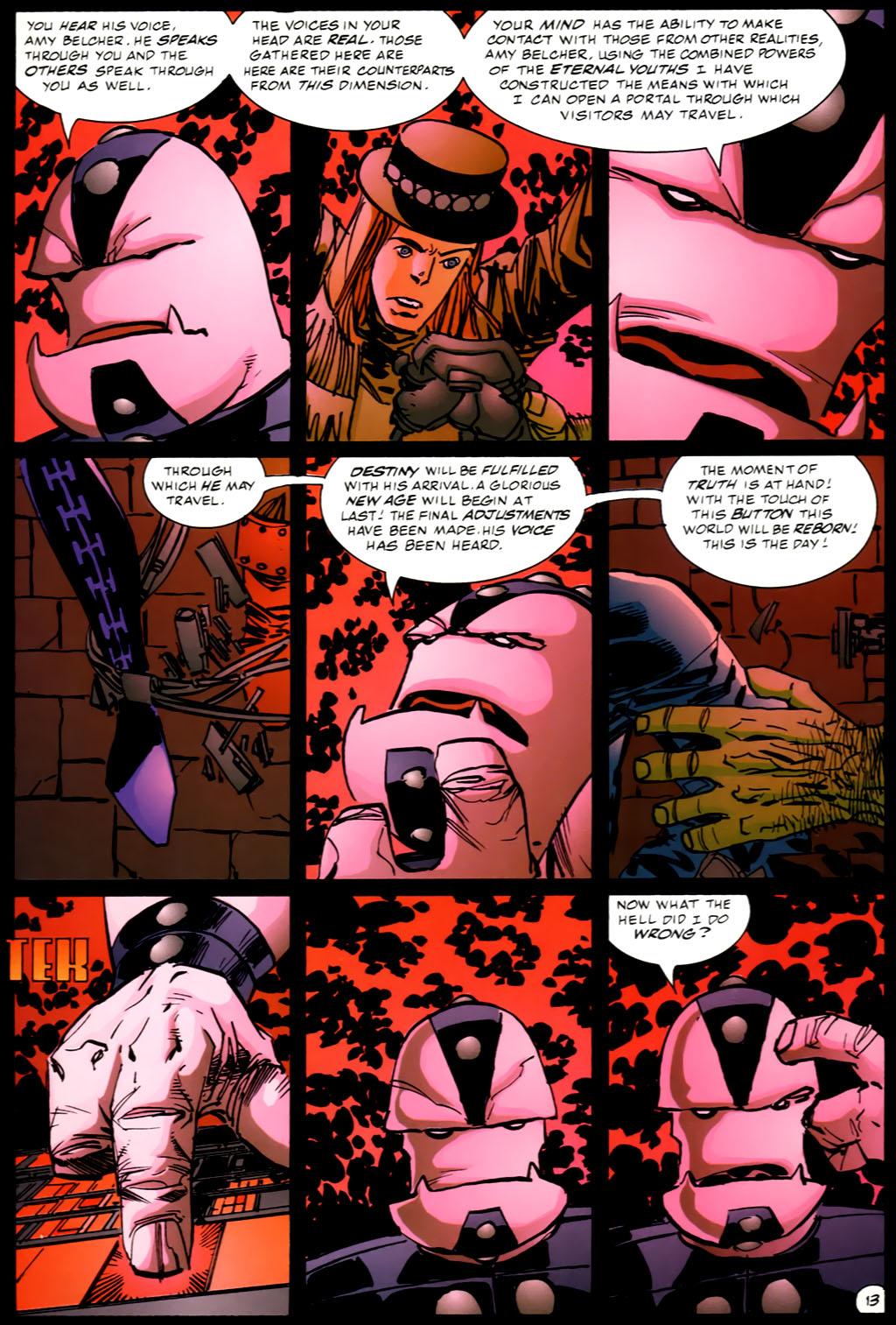 The Savage Dragon (1993) Issue #97 #100 - English 14