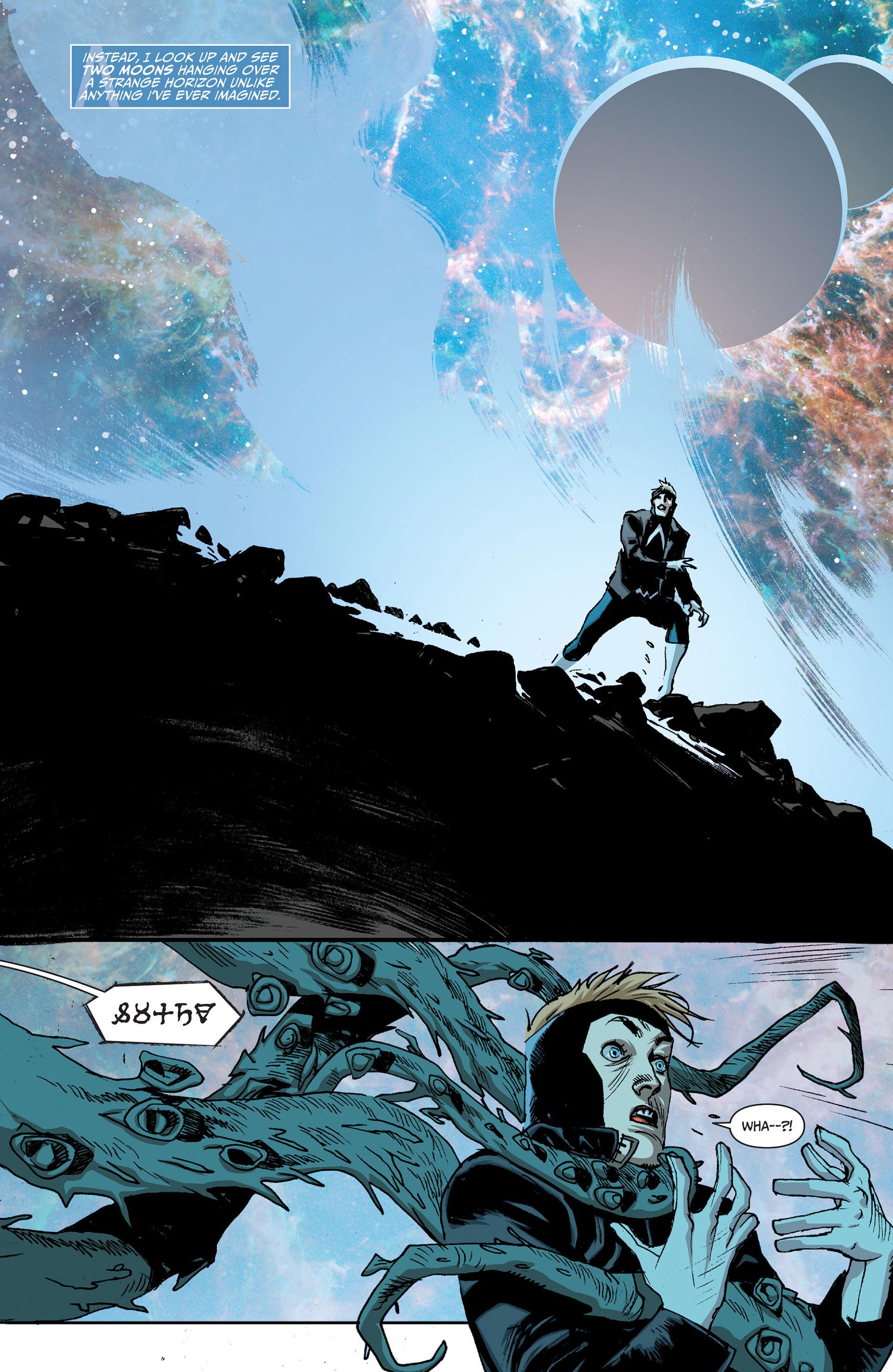 Read online Animal Man (2011) comic -  Issue #25 - 20