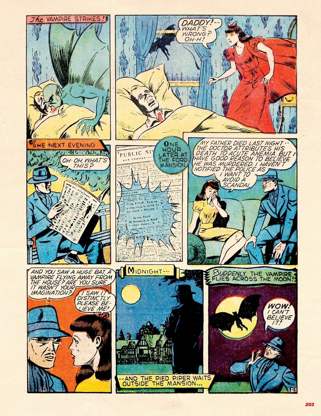 Read online Super Weird Heroes comic -  Issue # TPB 2 (Part 3) - 3