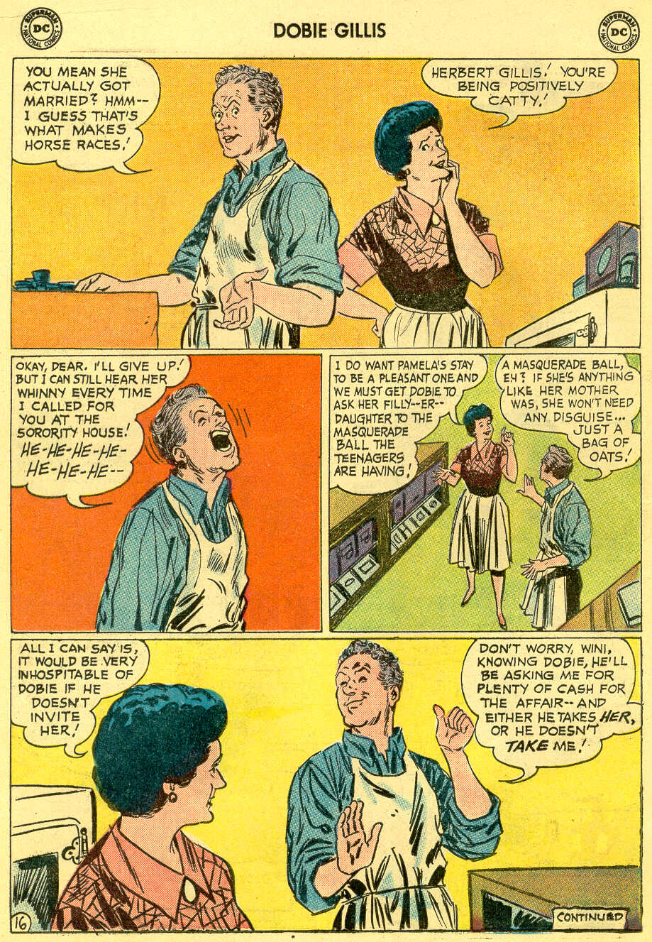 Many Loves of Dobie Gillis issue 4 - Page 20