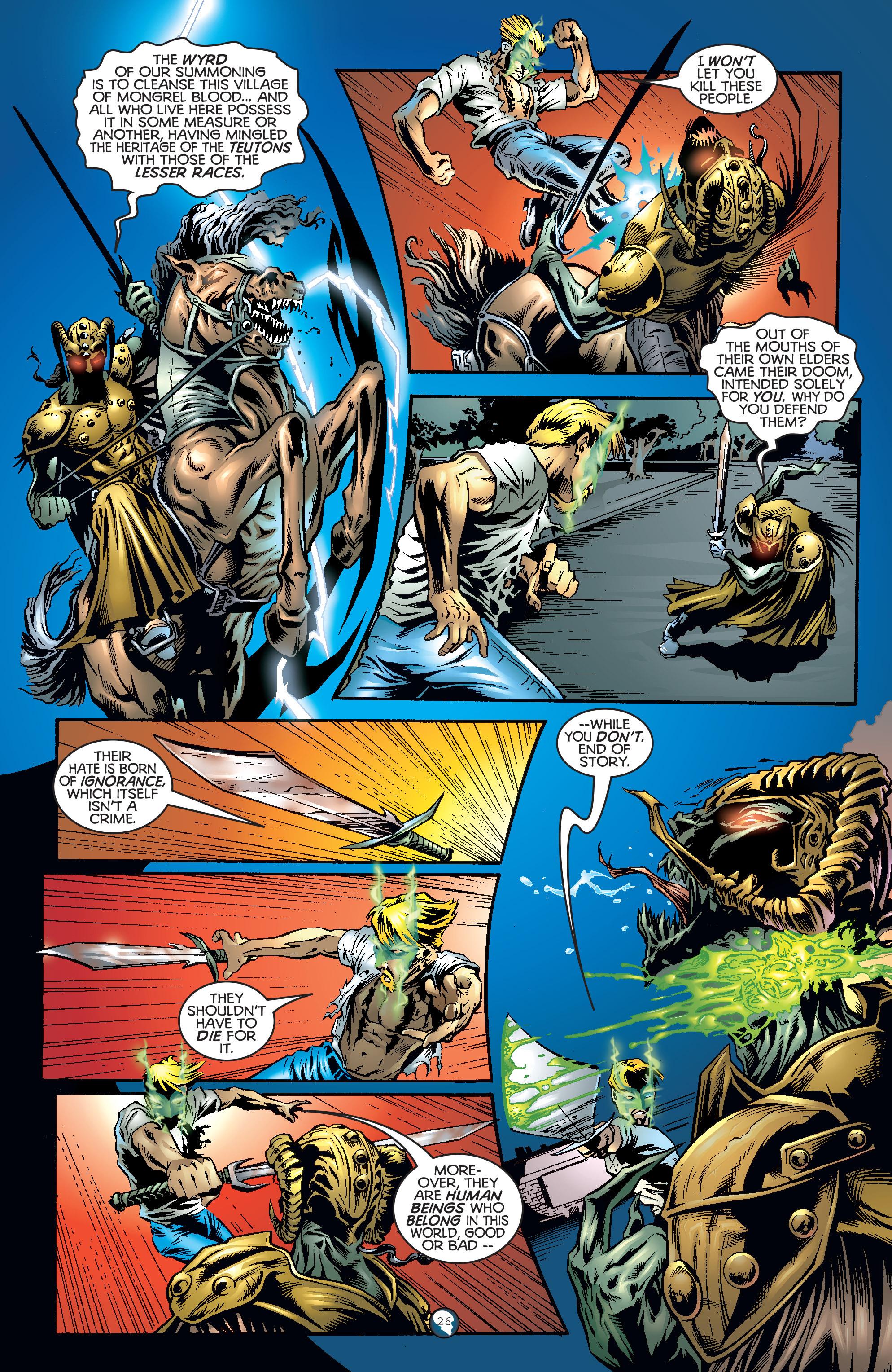 Read online Shadowman (1997) comic -  Issue #19 - 20