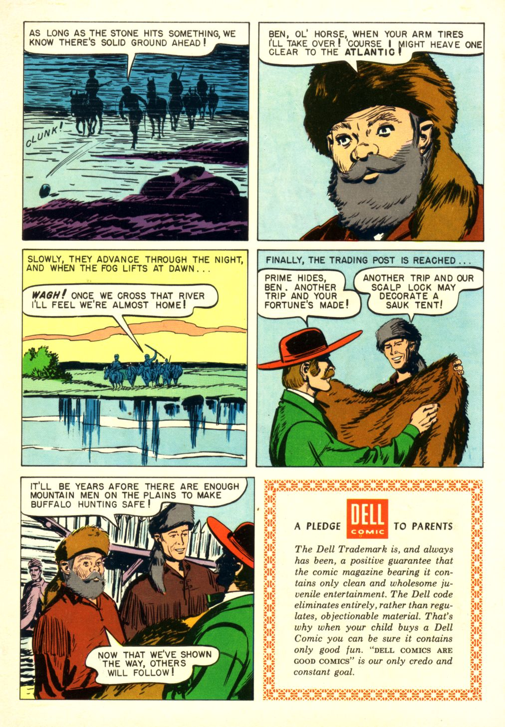 Four Color Comics issue 657 - Page 36