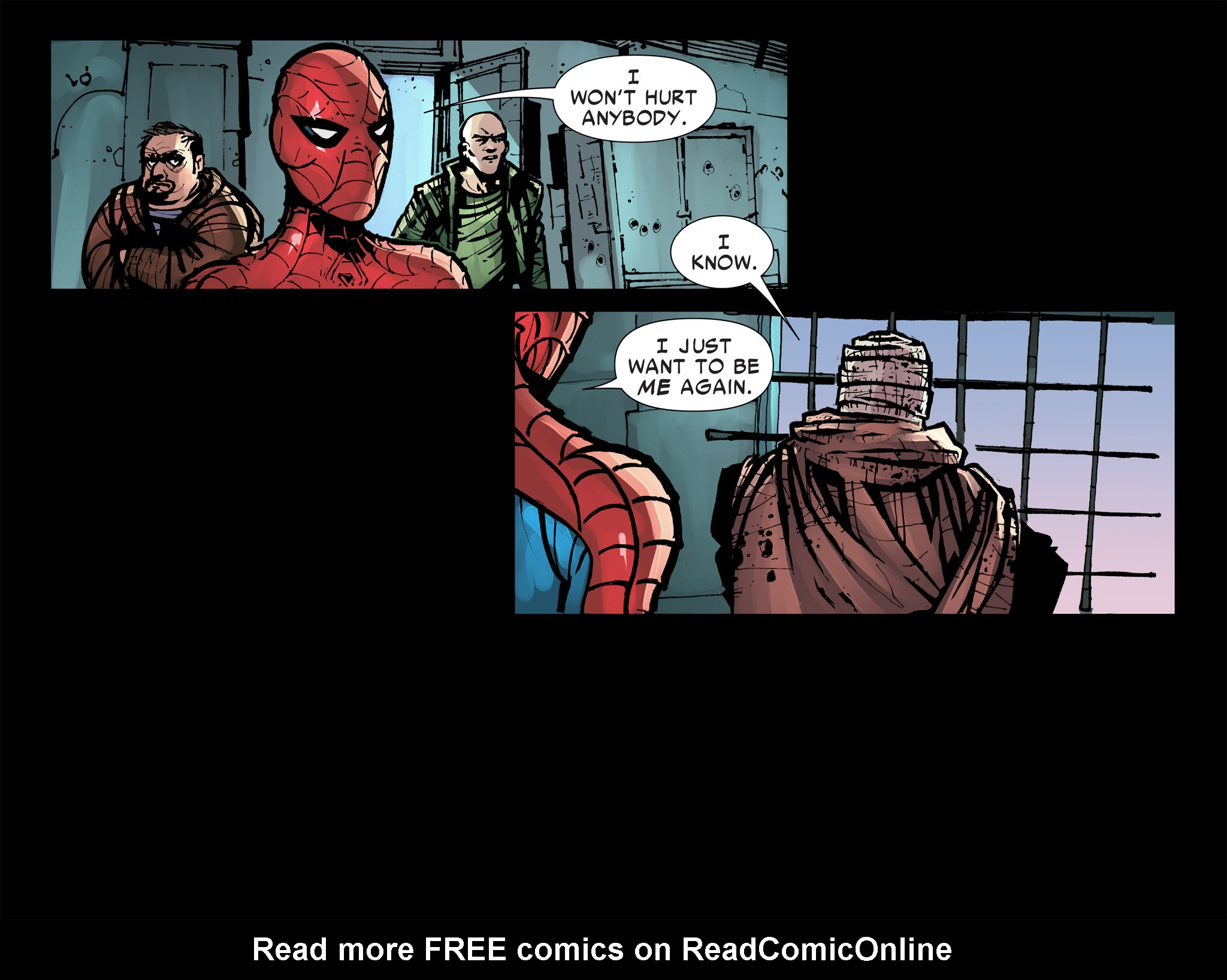 Read online Amazing Spider-Man: Who Am I? comic -  Issue # Full (Part 3) - 80