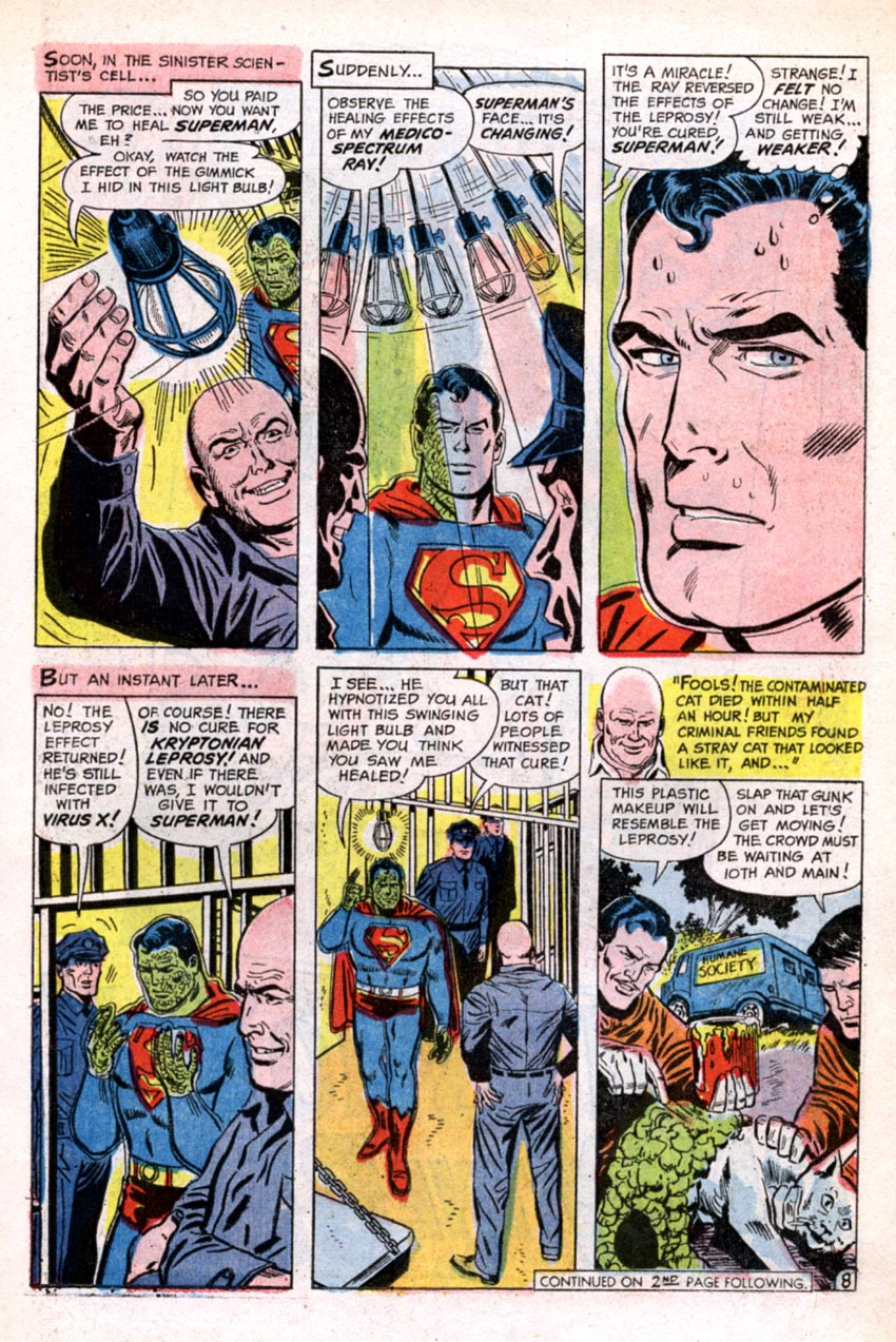 Read online Action Comics (1938) comic -  Issue #364 - 12
