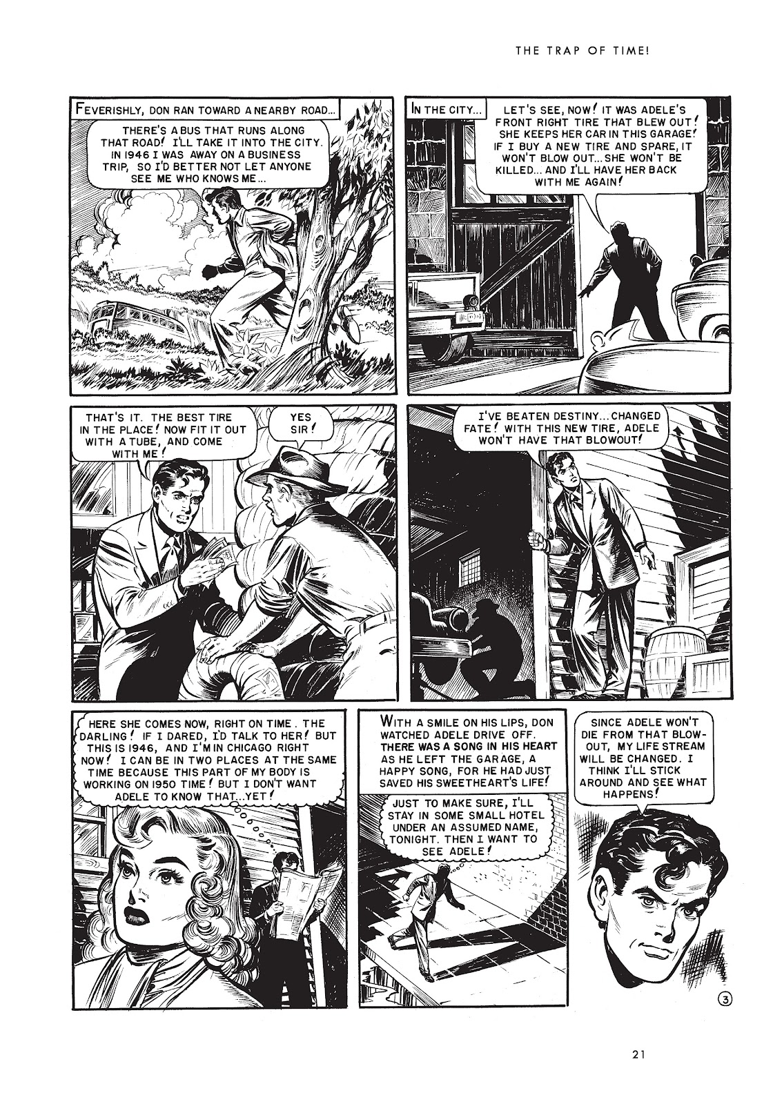 Read online The Martian Monster and Other Stories comic -  Issue # TPB (Part 1) - 36