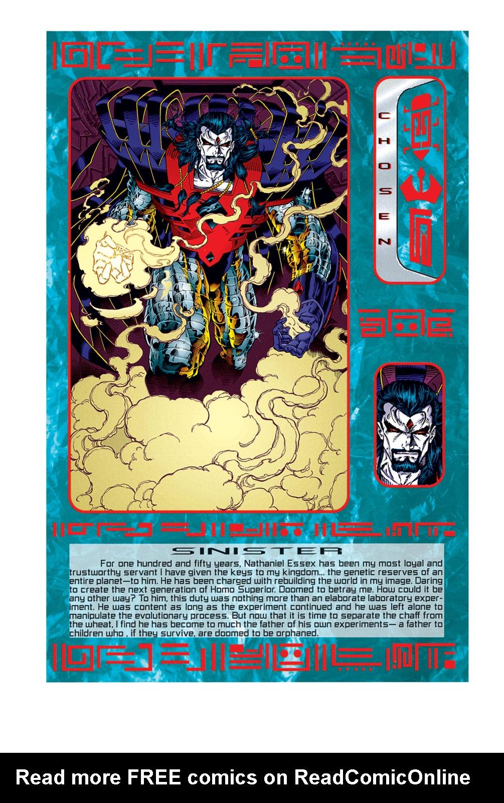 Read online Age of Apocalypse: The Chosen comic -  Issue #Age of Apocalypse: The Chosen Full - 8