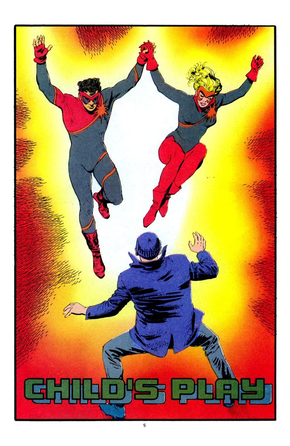 Read online Powerline comic -  Issue #5 - 7