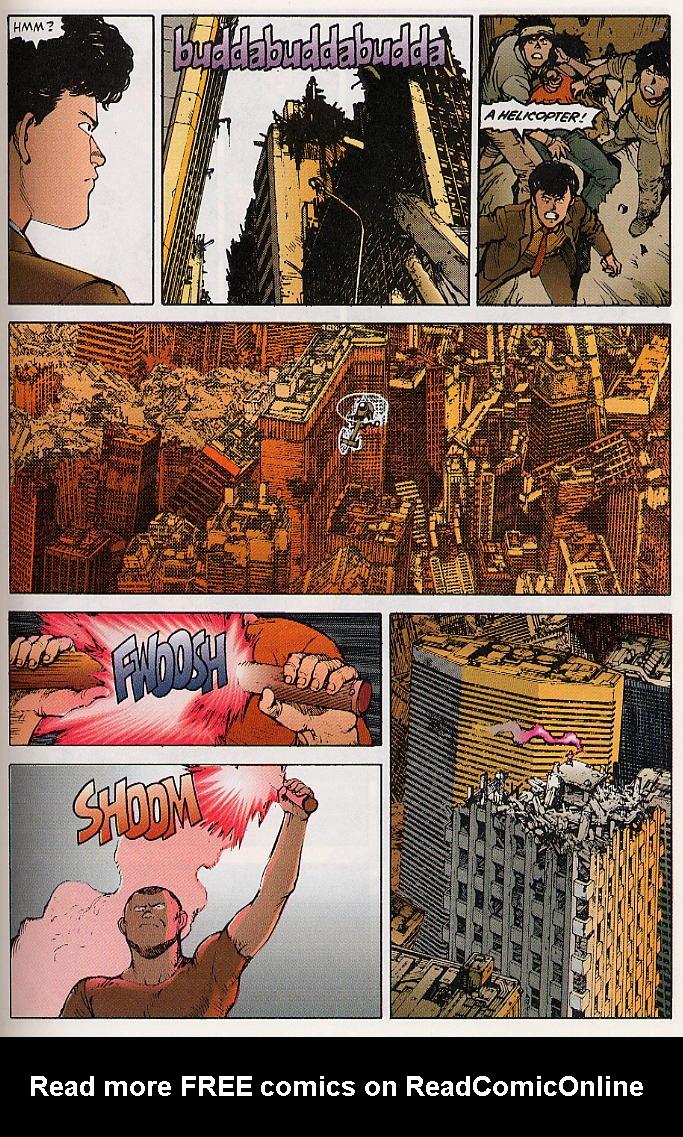 Read online Akira comic -  Issue #26 - 48
