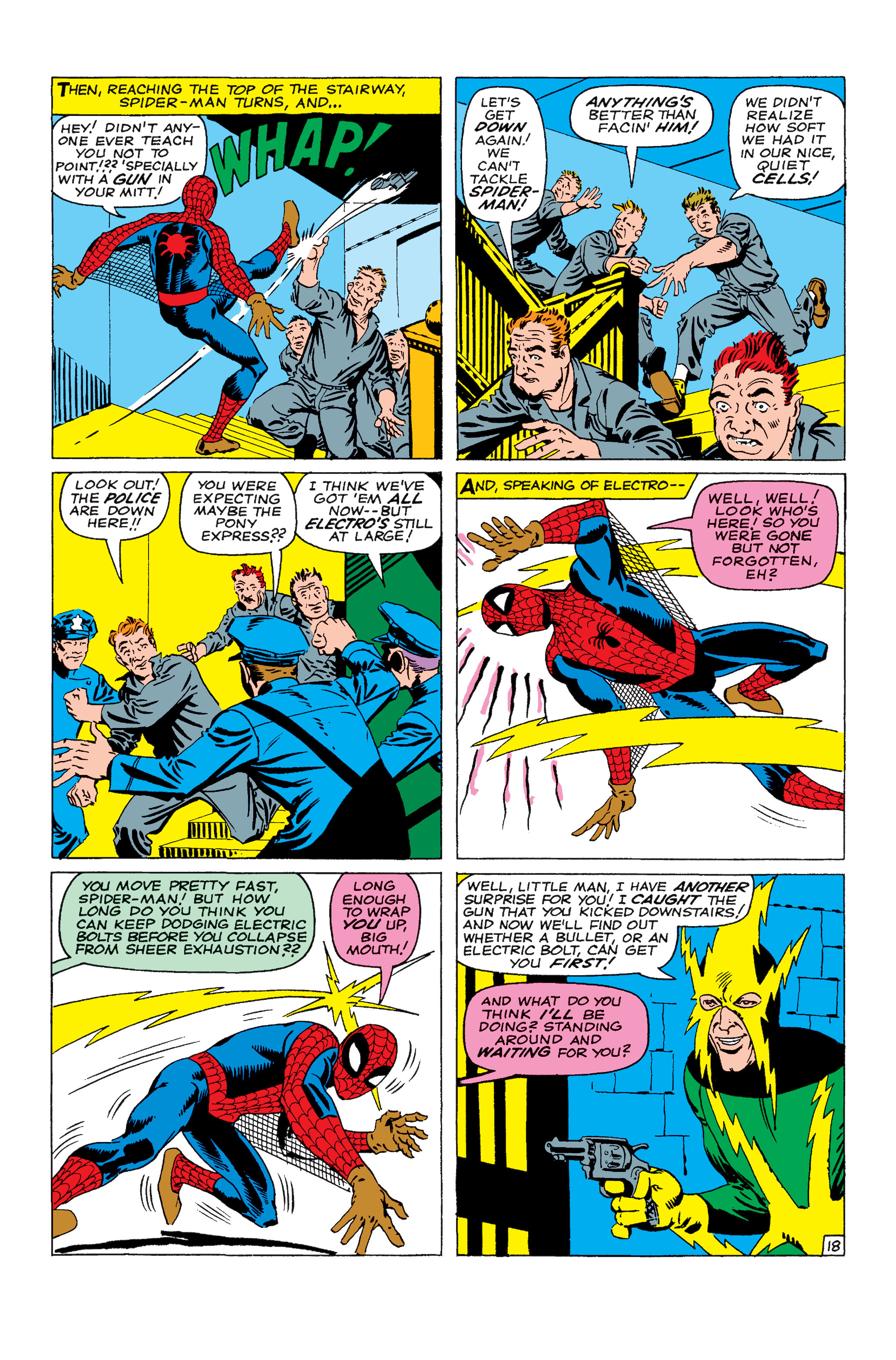 The Amazing Spider-Man (1963) 9 Page 18