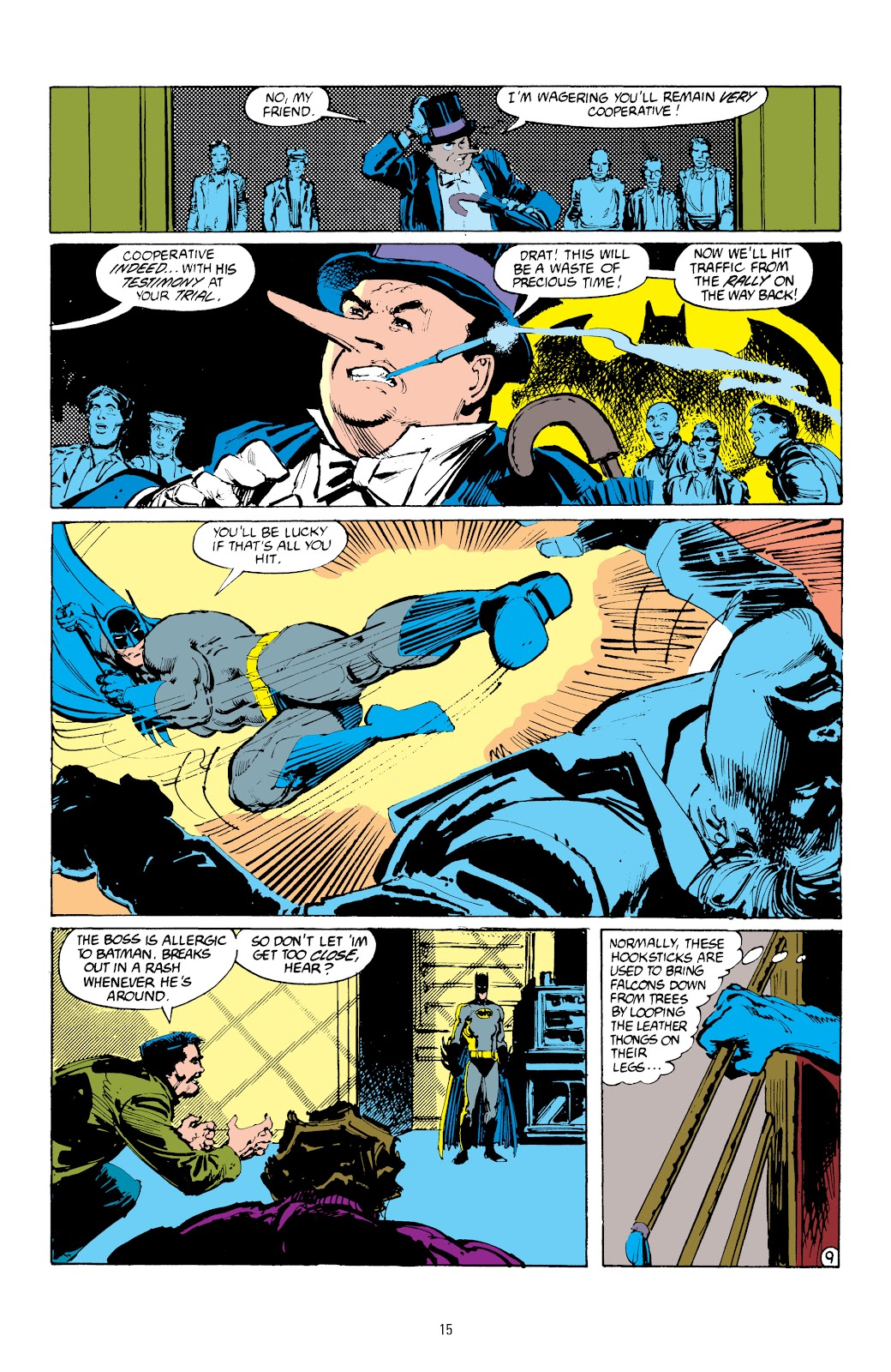Read online Detective Comics (1937) comic -  Issue # _TPB Batman - The Dark Knight Detective 1 (Part 1) - 15