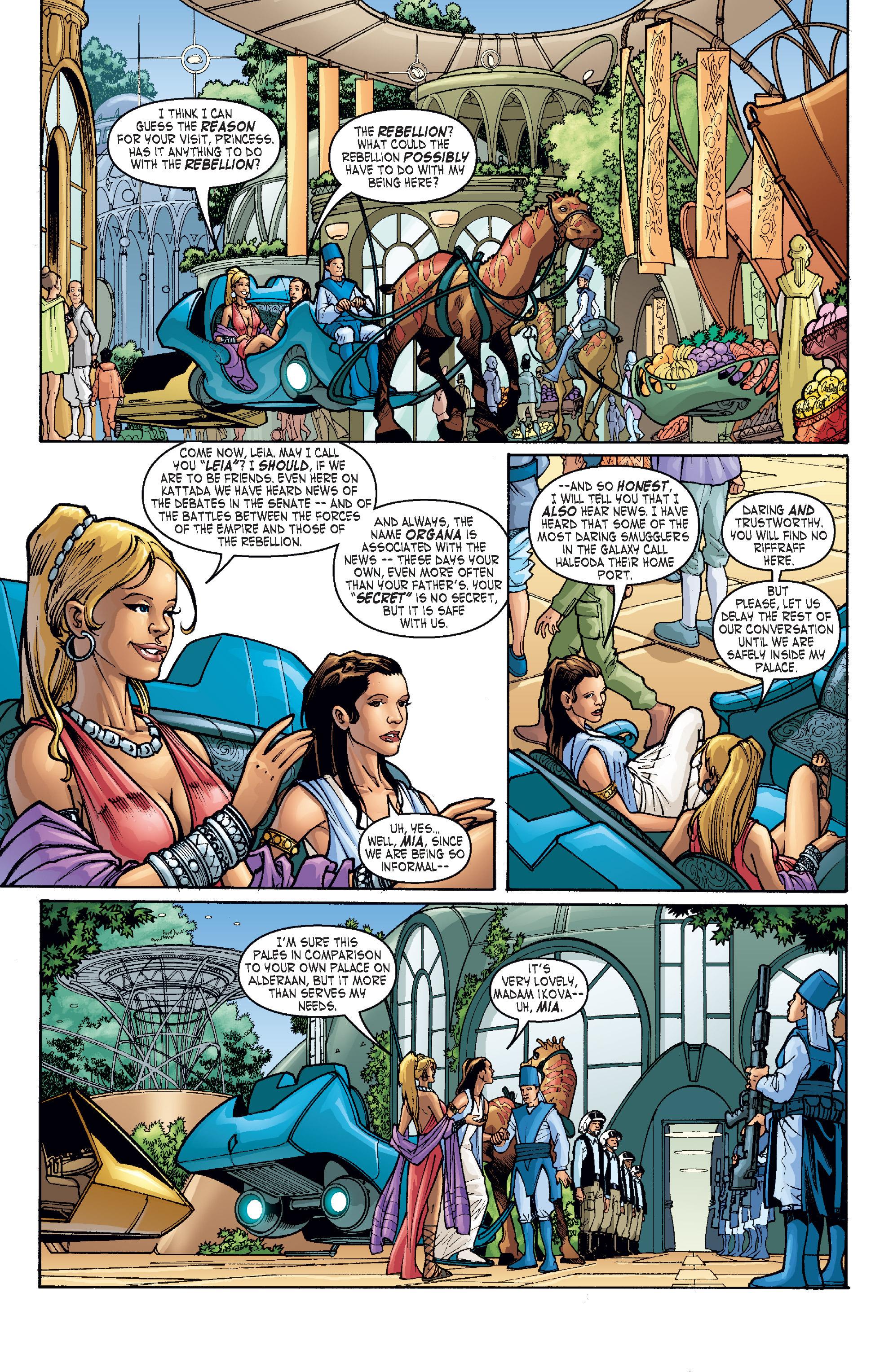 Read online Star Wars Omnibus comic -  Issue # Vol. 17 - 111
