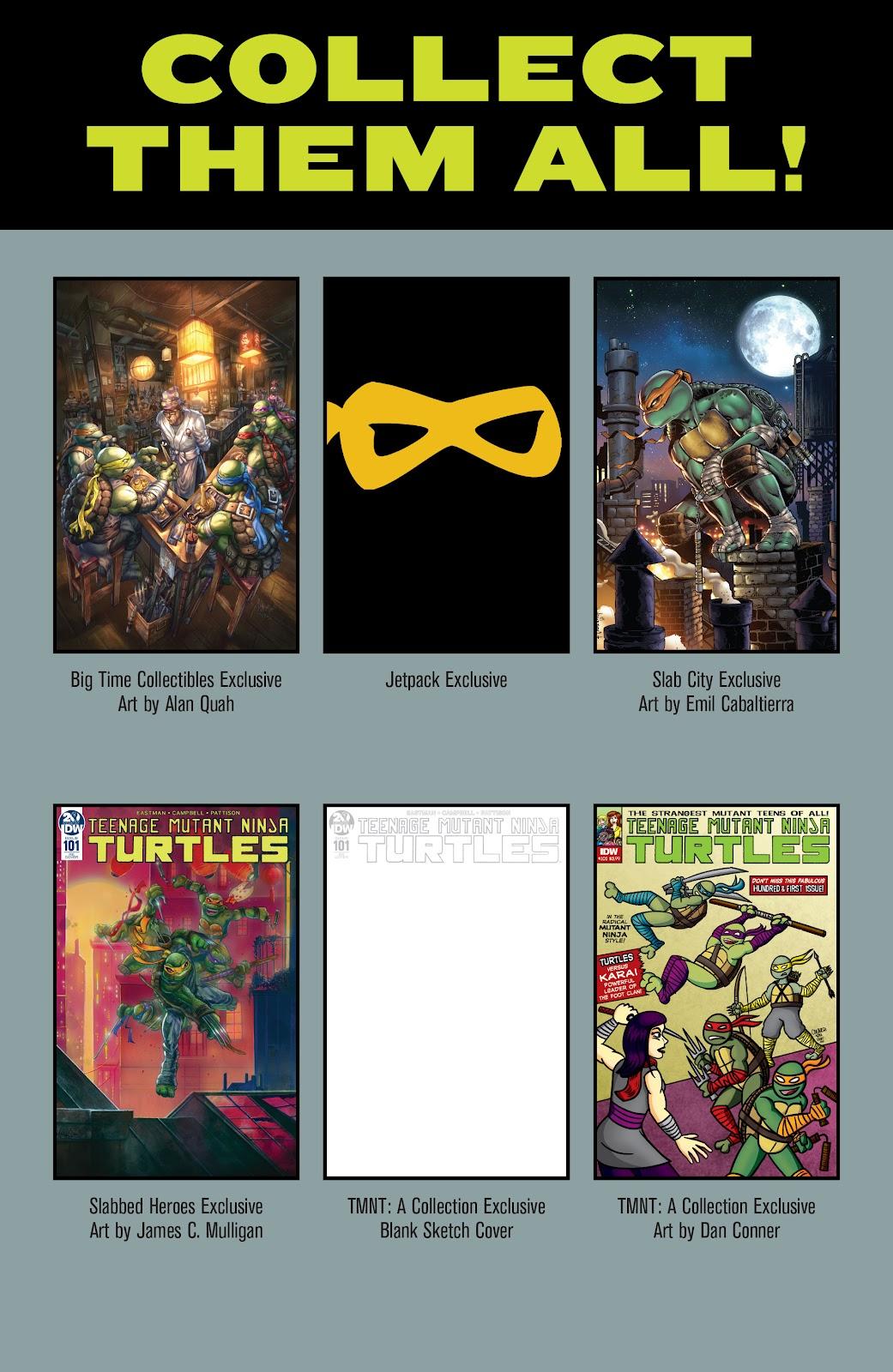 Read online Teenage Mutant Ninja Turtles (2011) comic -  Issue #101 - 28