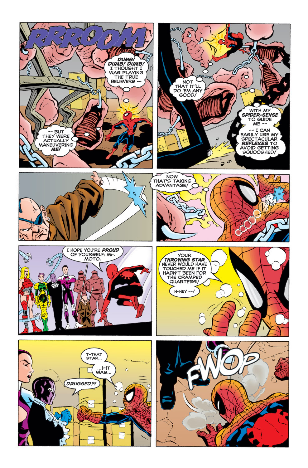 The Amazing Spider-Man (1963) 426 Page 21