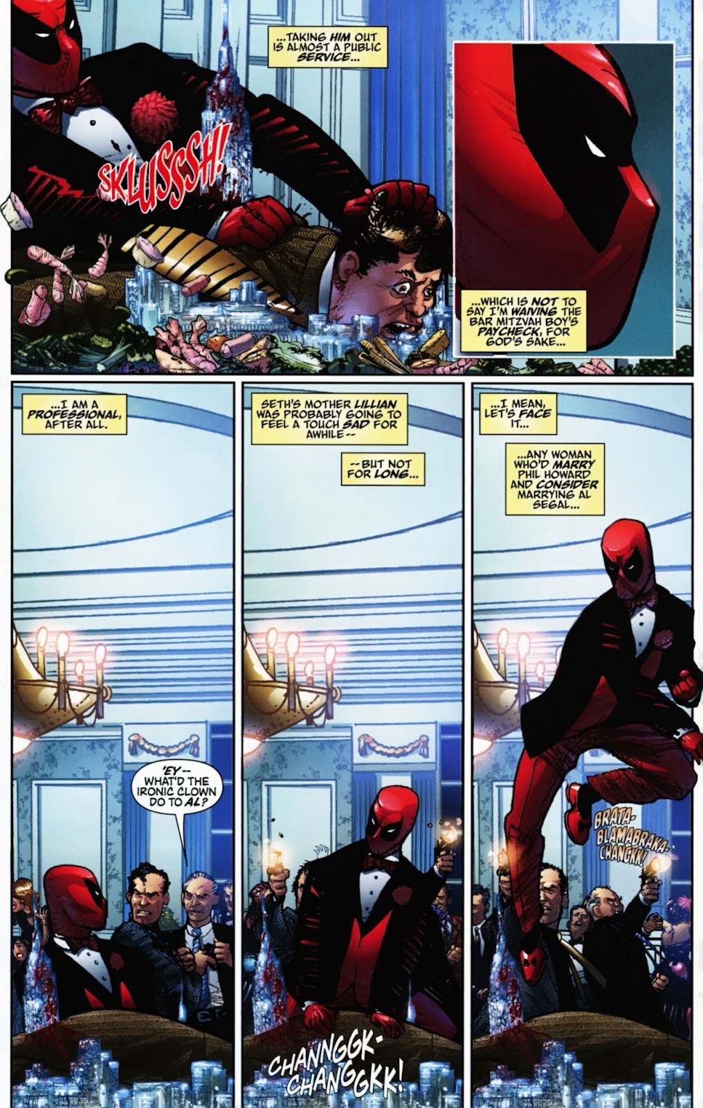 Read online Deadpool (2008) comic -  Issue #1000 - 49