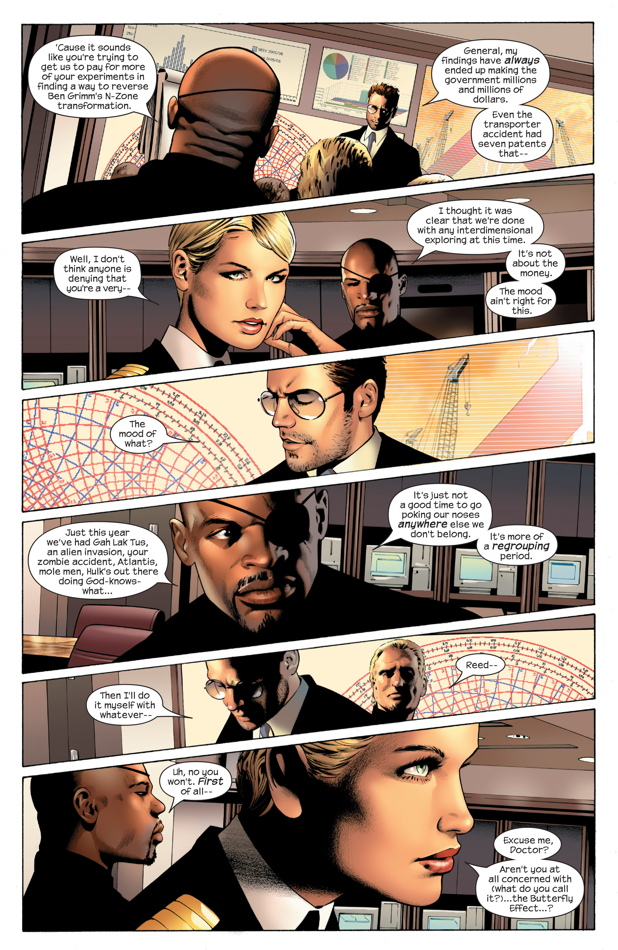 Read online Ultimate Power comic -  Issue #1 - 15