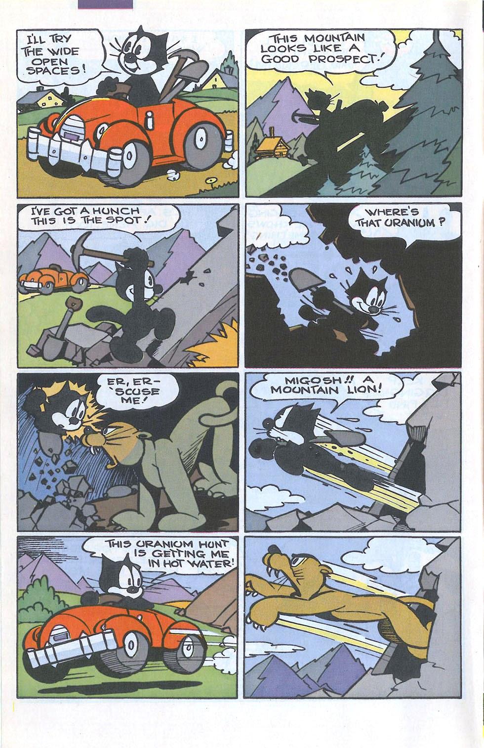 Read online Felix the Cat comic -  Issue #3 - 6