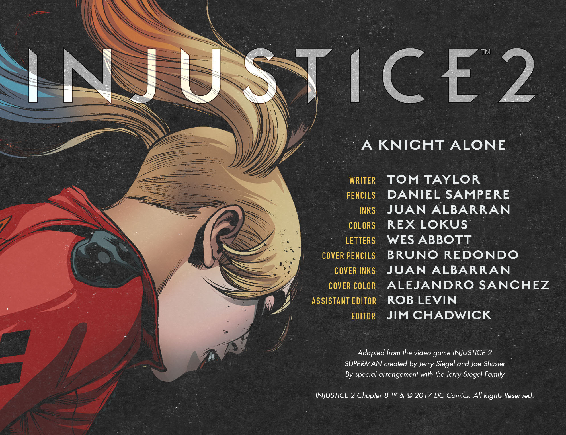 Read online Injustice 2 comic -  Issue #8 - 2