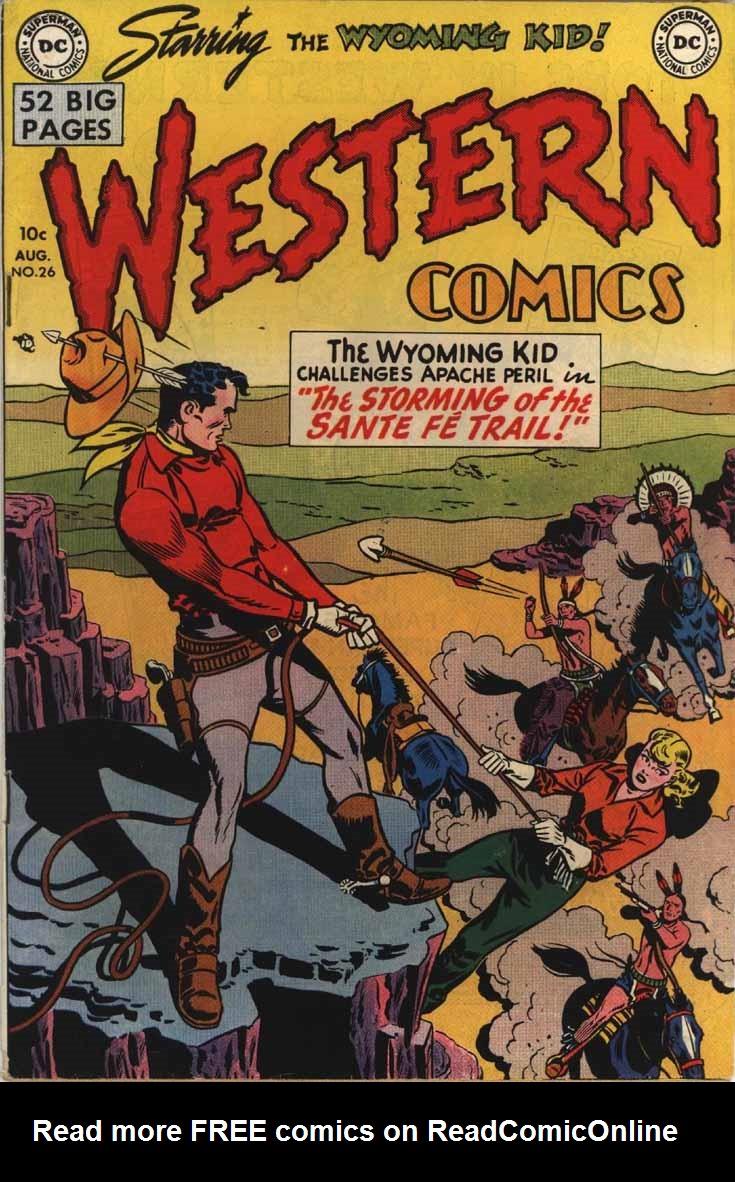 Western Comics 26 Page 1