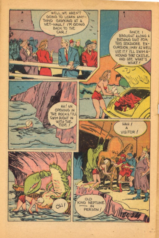 Read online Super-Magician Comics comic -  Issue #38 - 44