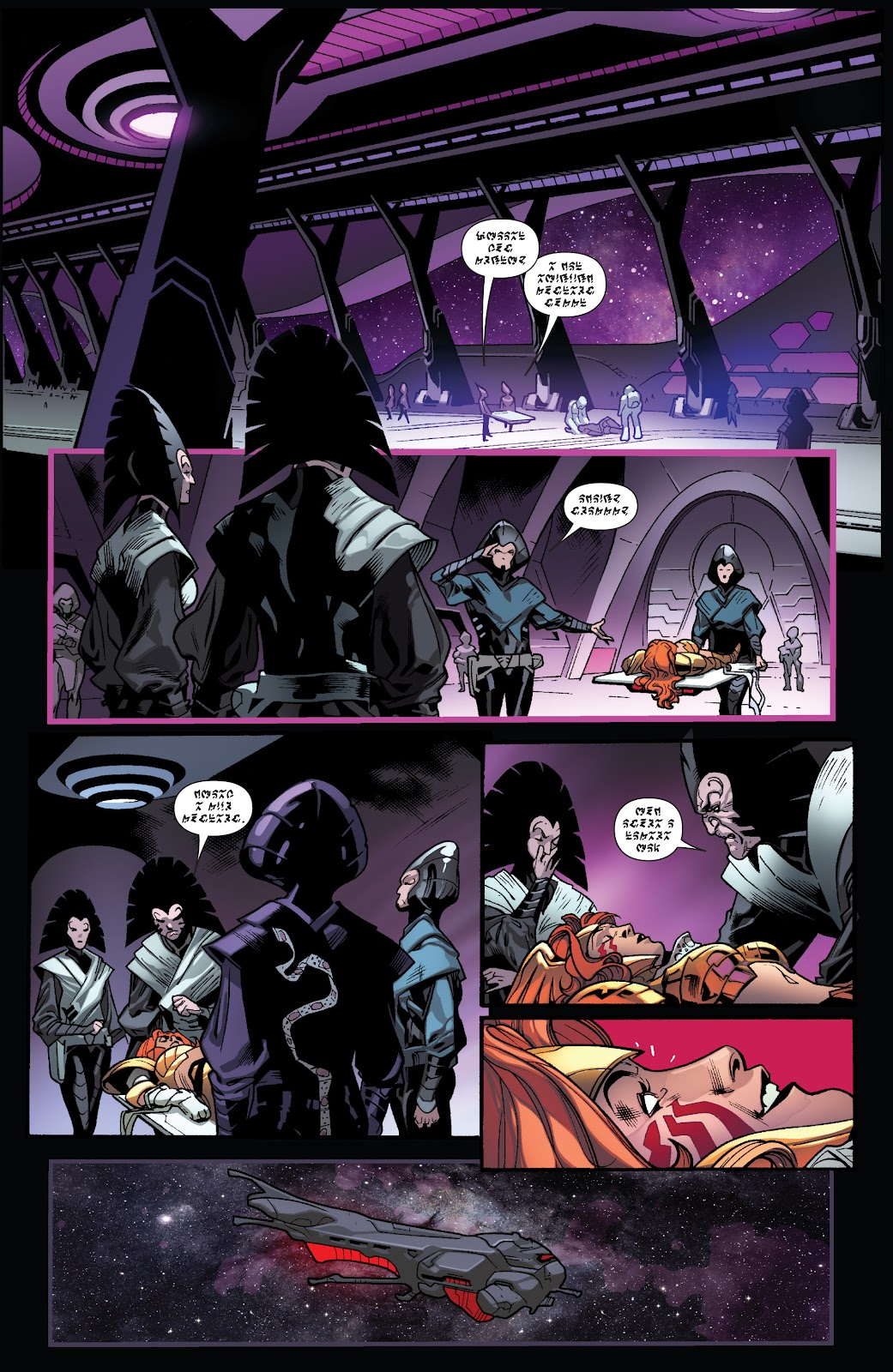 Guardians of the Galaxy/All-New X-Men: The Trial of Jean Grey issue TPB - Page 85