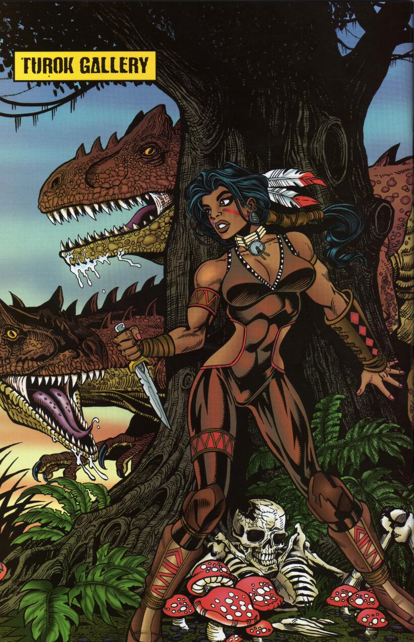 Read online Turok 3: Shadow of Oblivion comic -  Issue # Full - 47