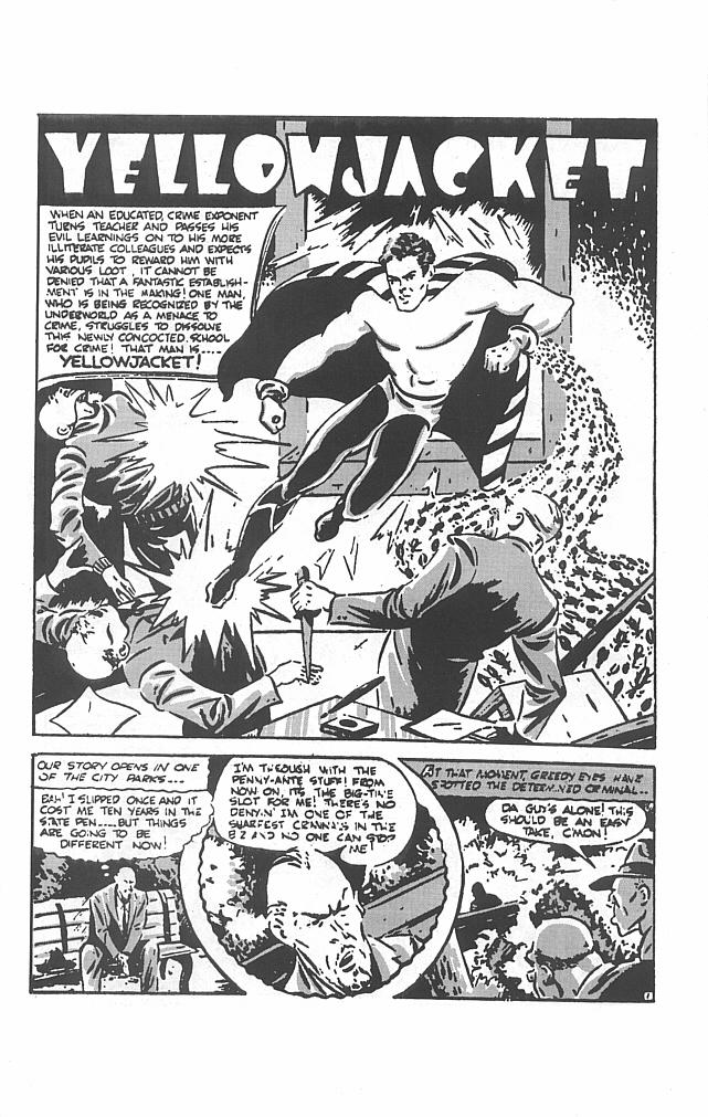 Read online Men of Mystery Comics comic -  Issue #18 - 21
