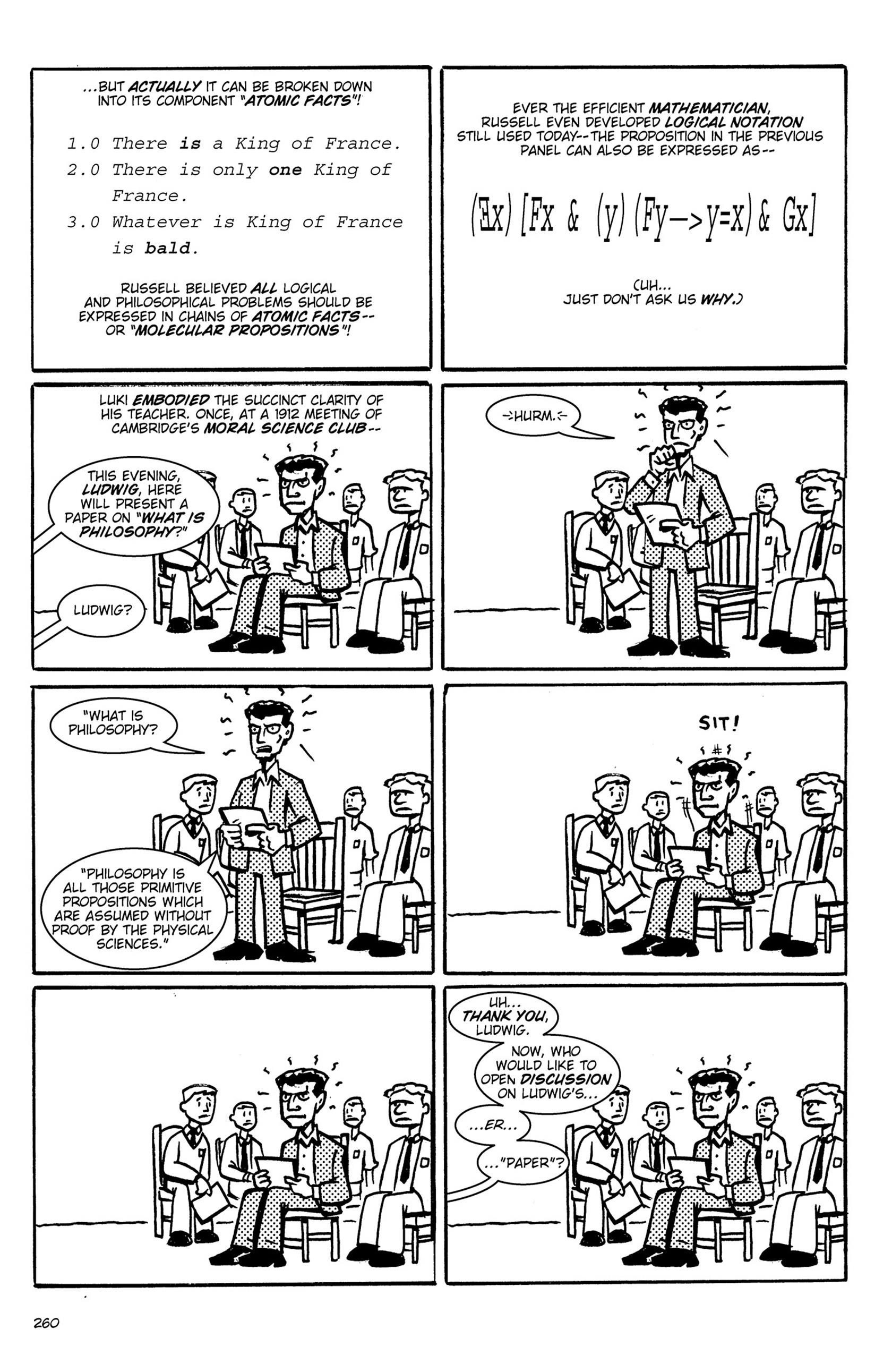 Read online Action Philosophers! comic -  Issue #Action Philosophers! TPB (Part 2) - 88