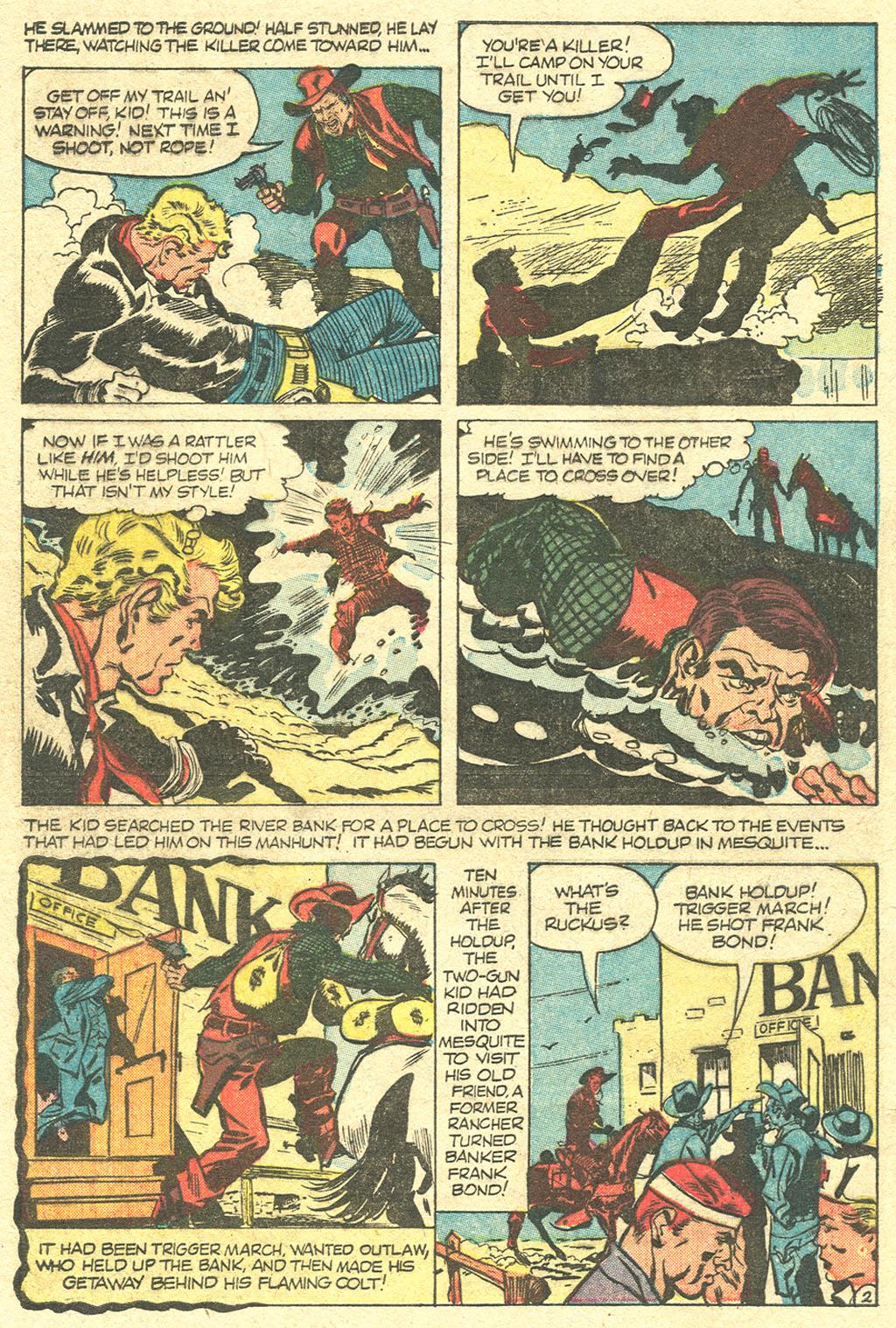 Read online Two-Gun Kid comic -  Issue #32 - 4