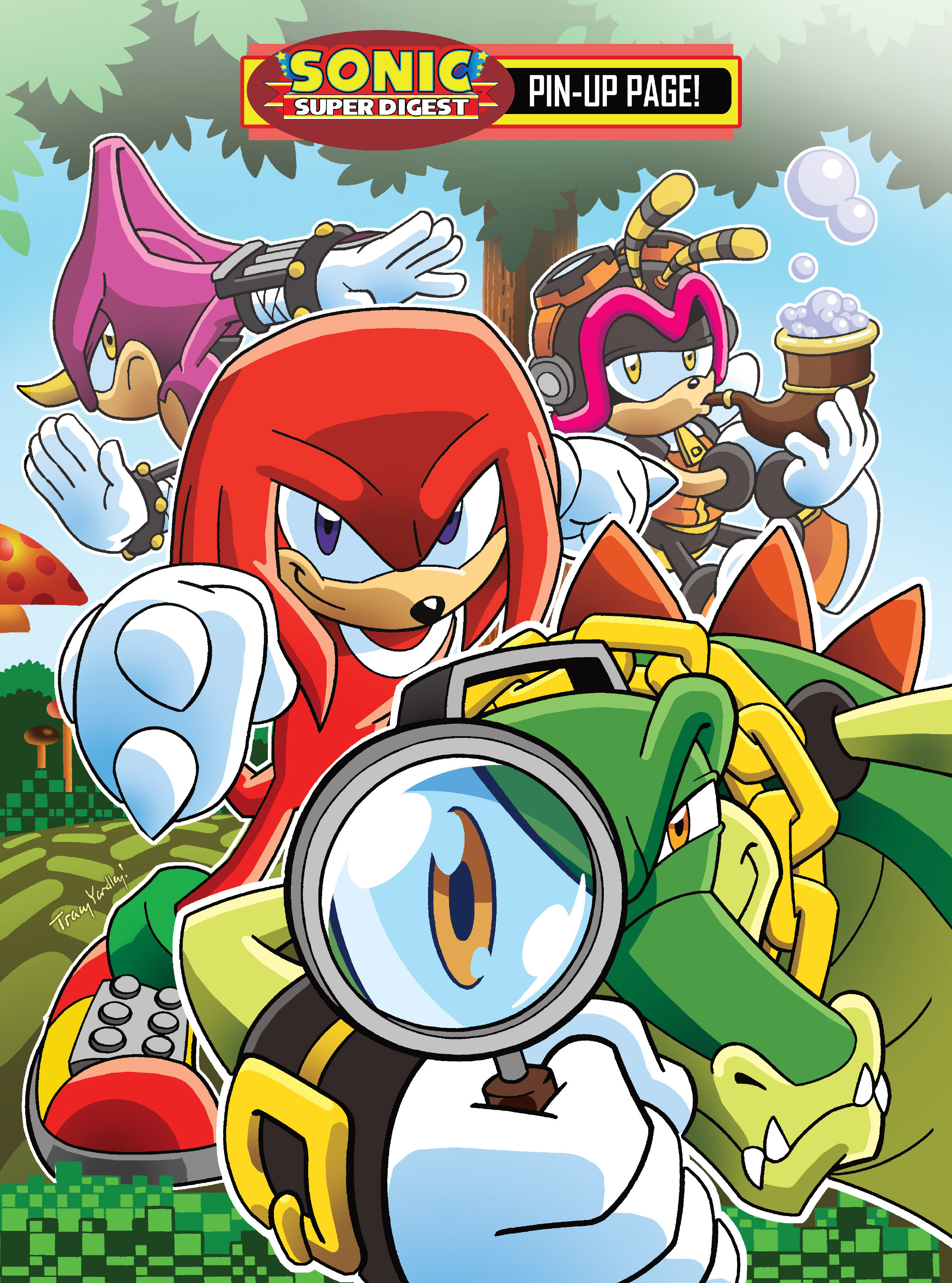 Read online Sonic Super Digest comic -  Issue #10 - 23