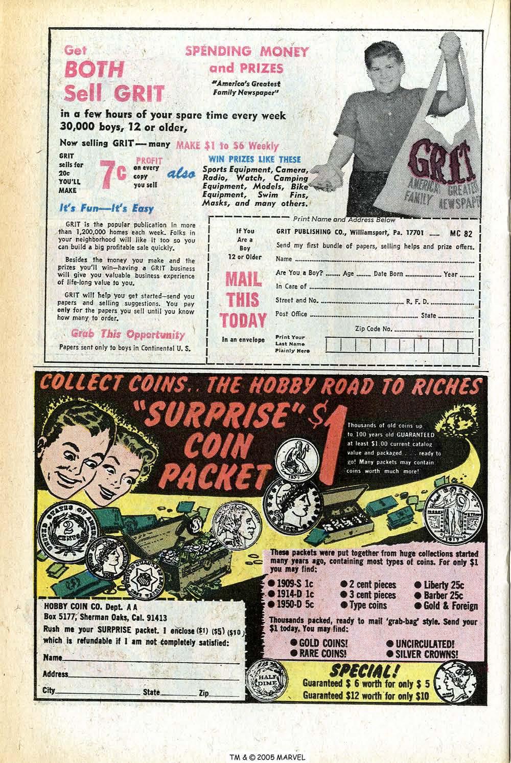 Read online Uncanny X-Men (1963) comic -  Issue #78 - 22