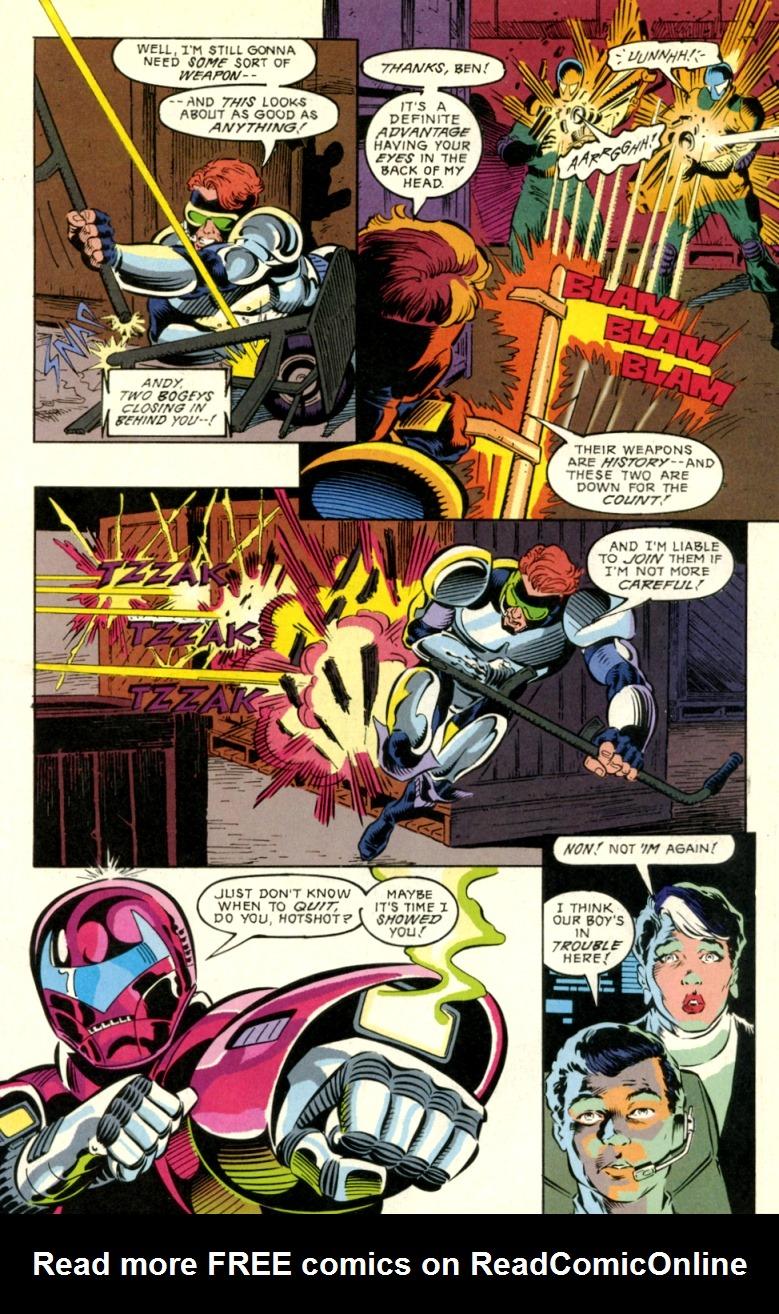 Read online Gunfire comic -  Issue #2 - 18