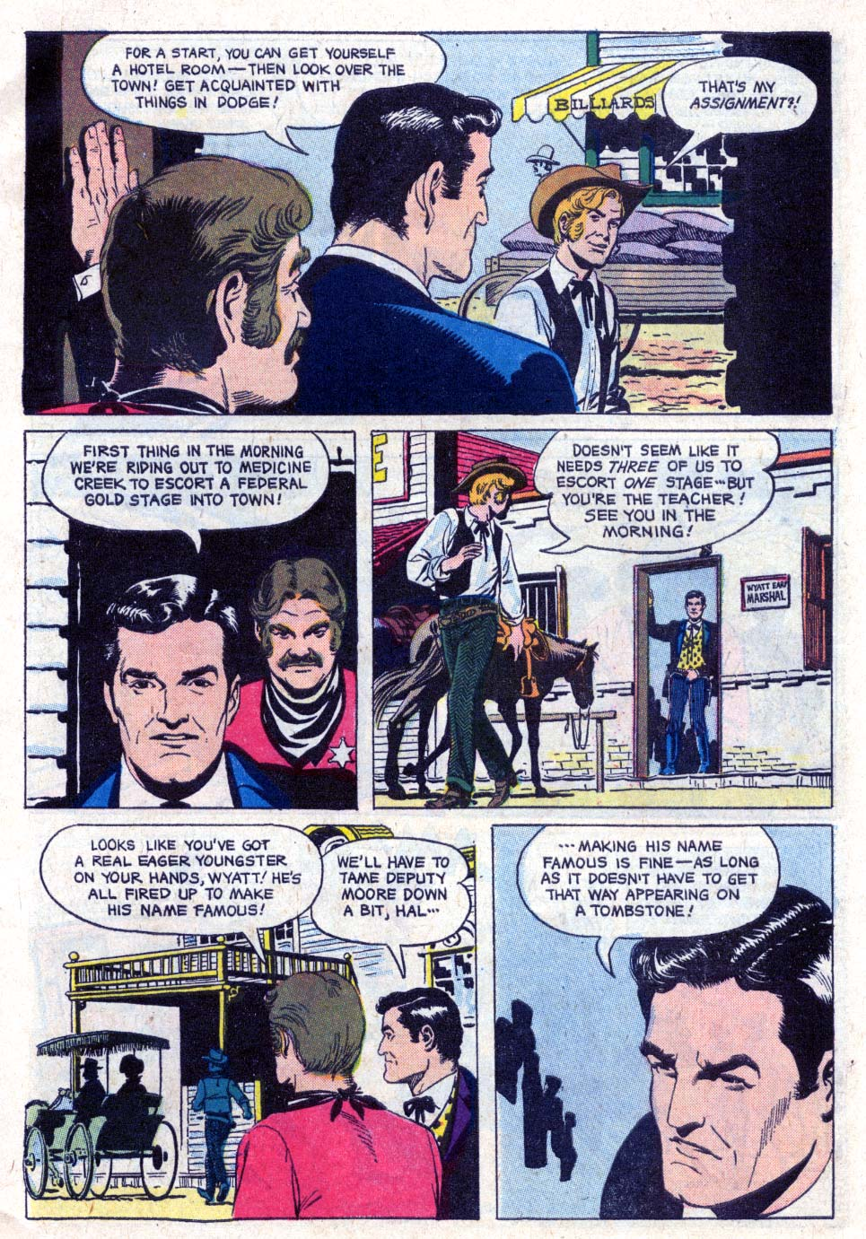 Four Color Comics issue 890 - Page 7