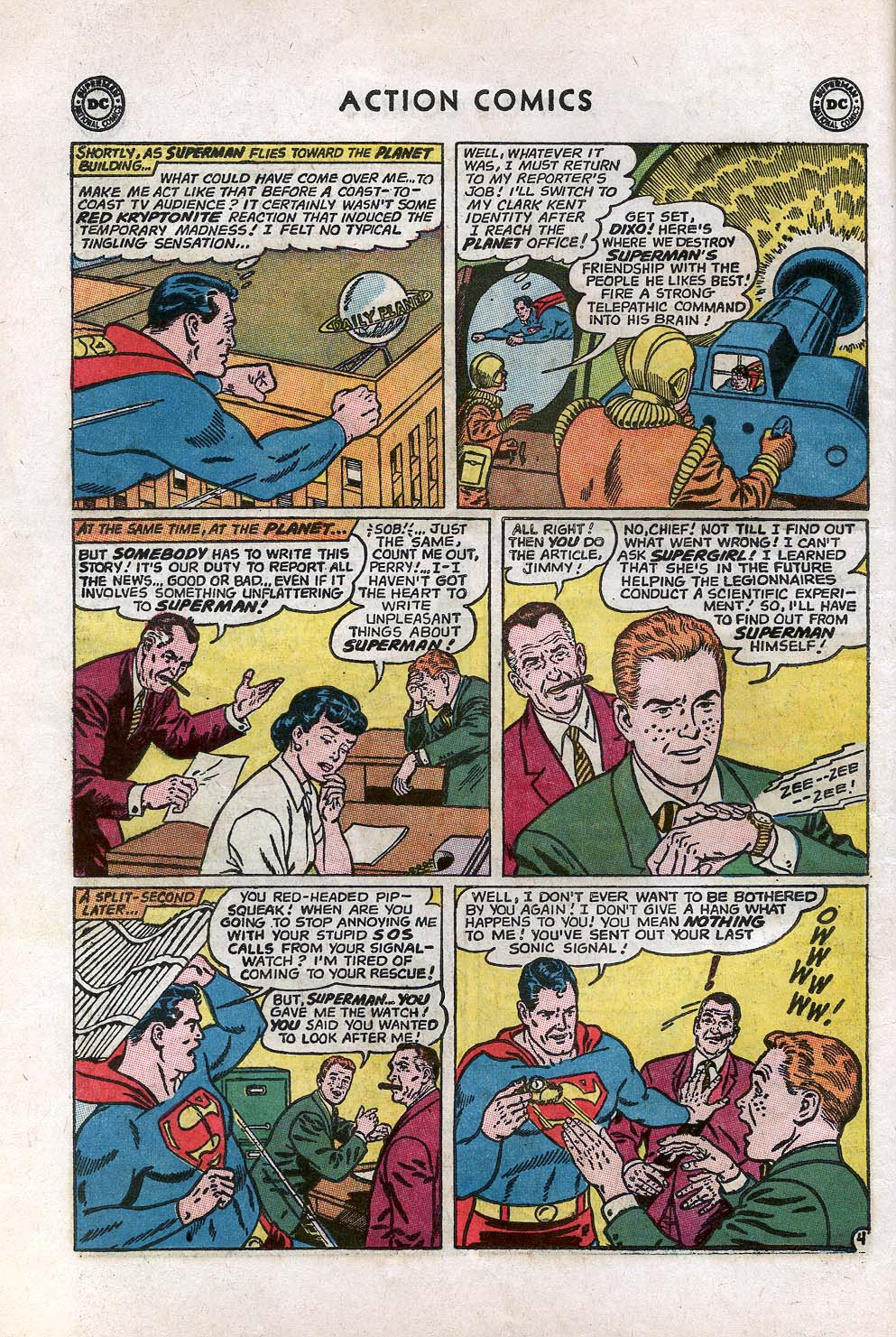Action Comics (1938) 295 Page 5