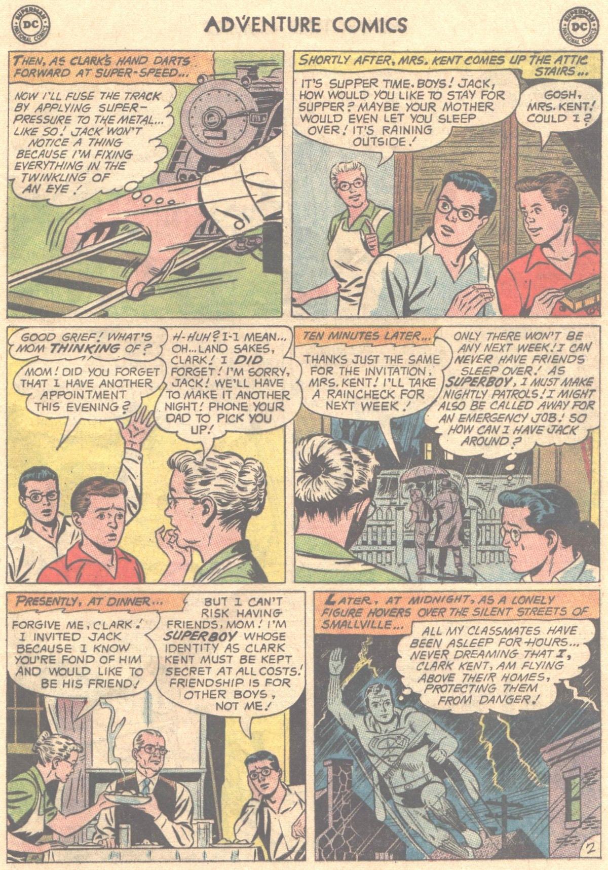 Read online Adventure Comics (1938) comic -  Issue #319 - 26