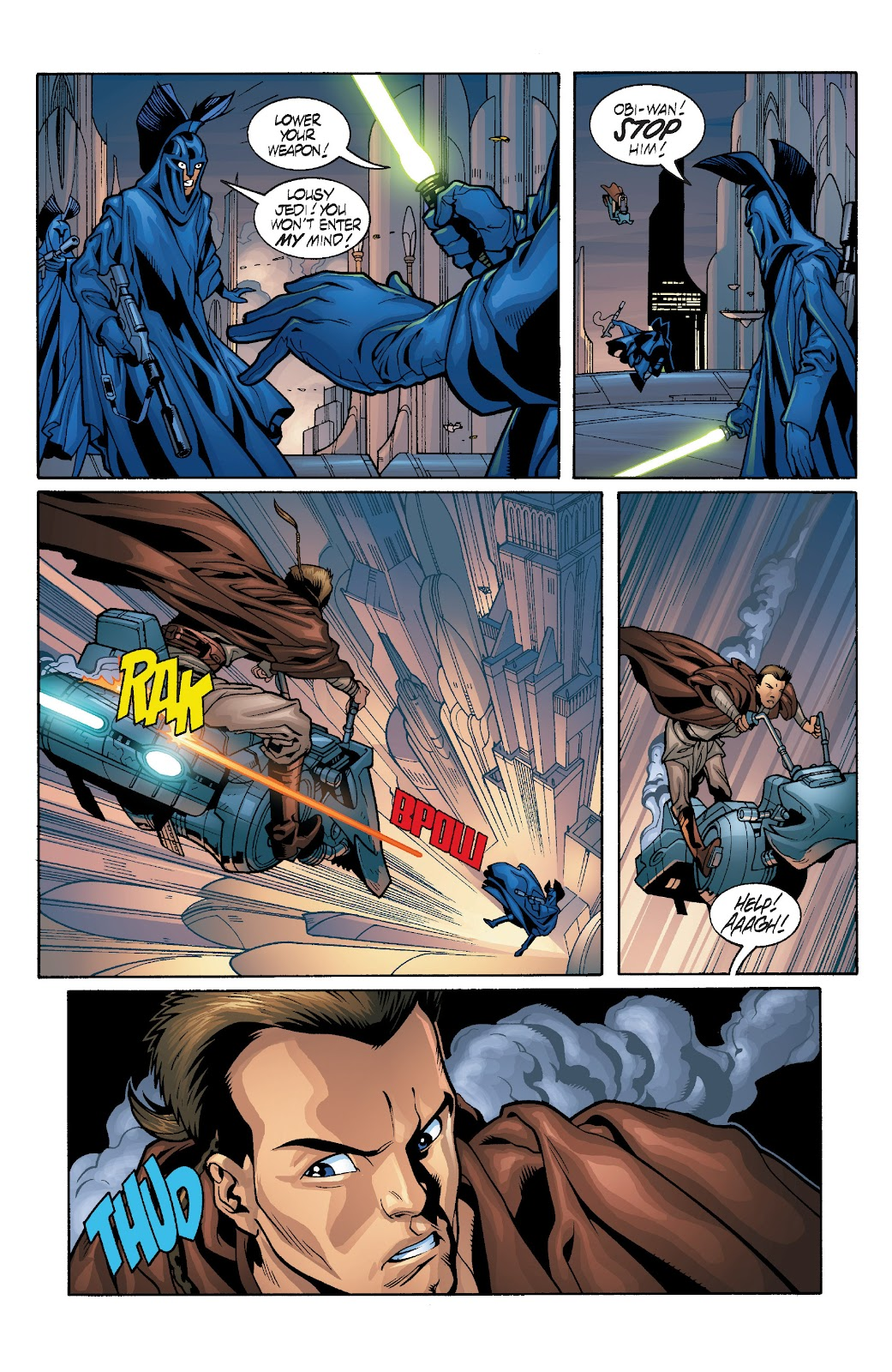 Read online Star Wars Legends: Rise of the Sith - Epic Collection comic -  Issue # TPB 1 (Part 3) - 75
