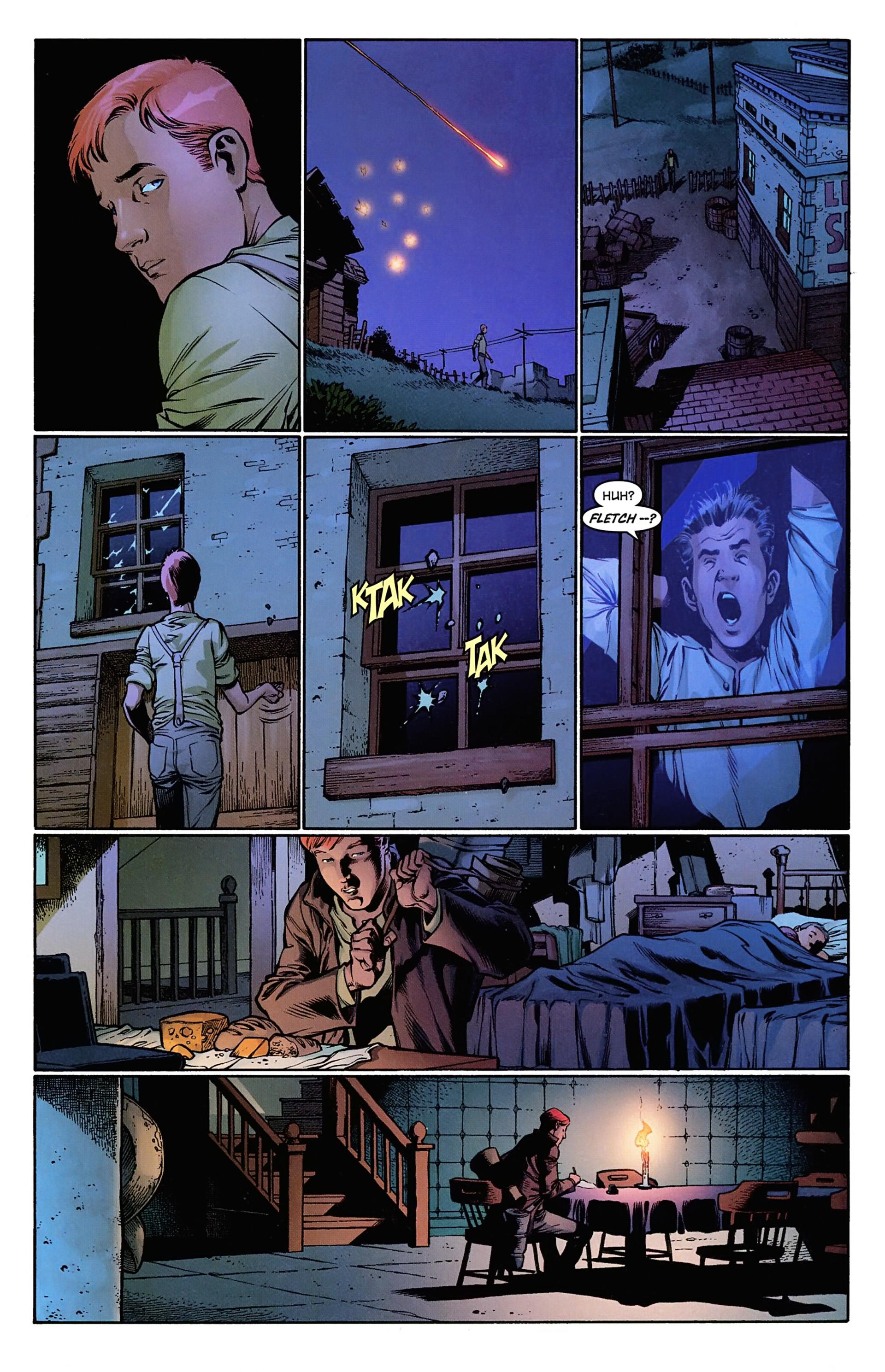 Read online Arrowsmith comic -  Issue #1 - 21