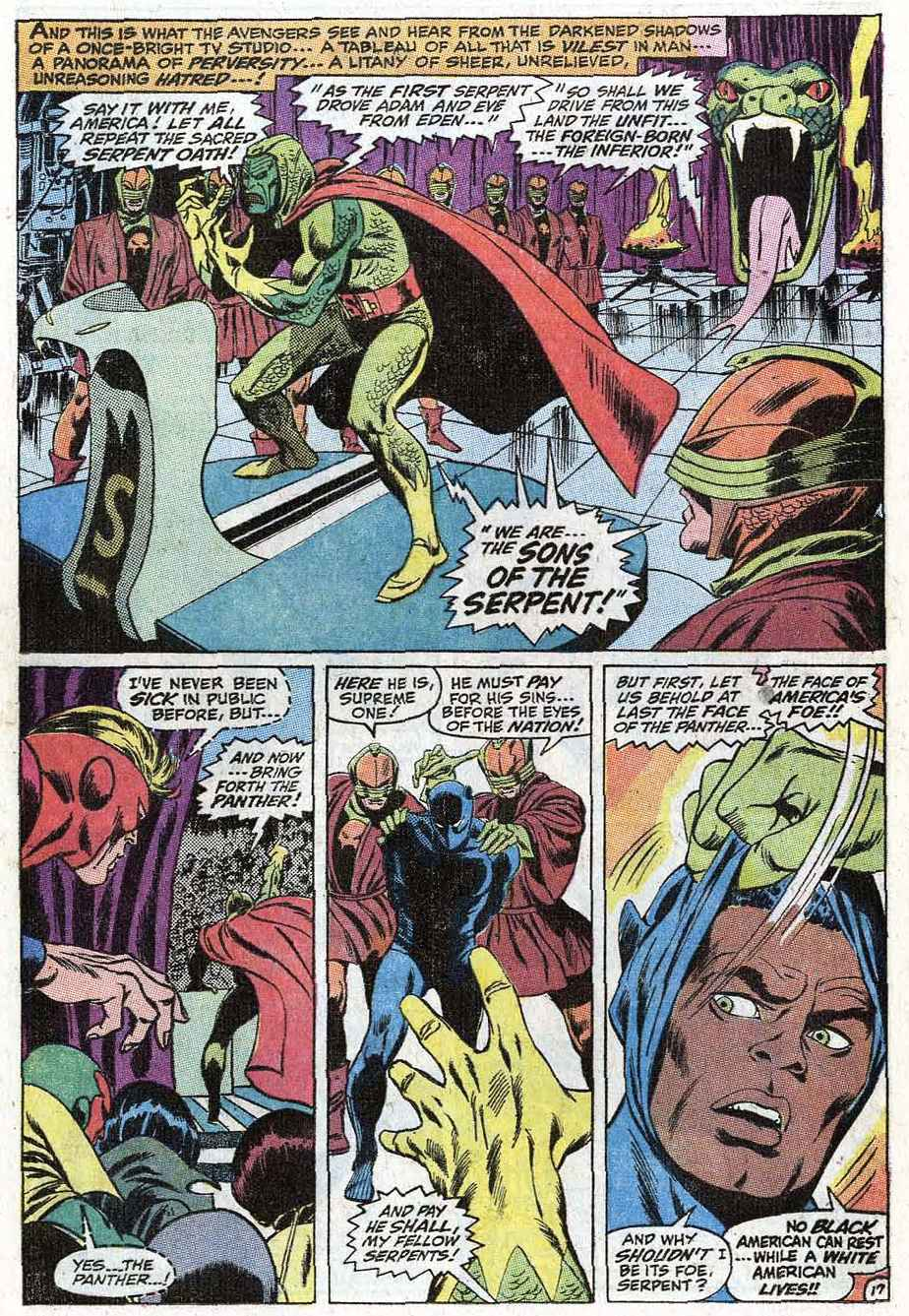 The Avengers (1963) 74 Page 23