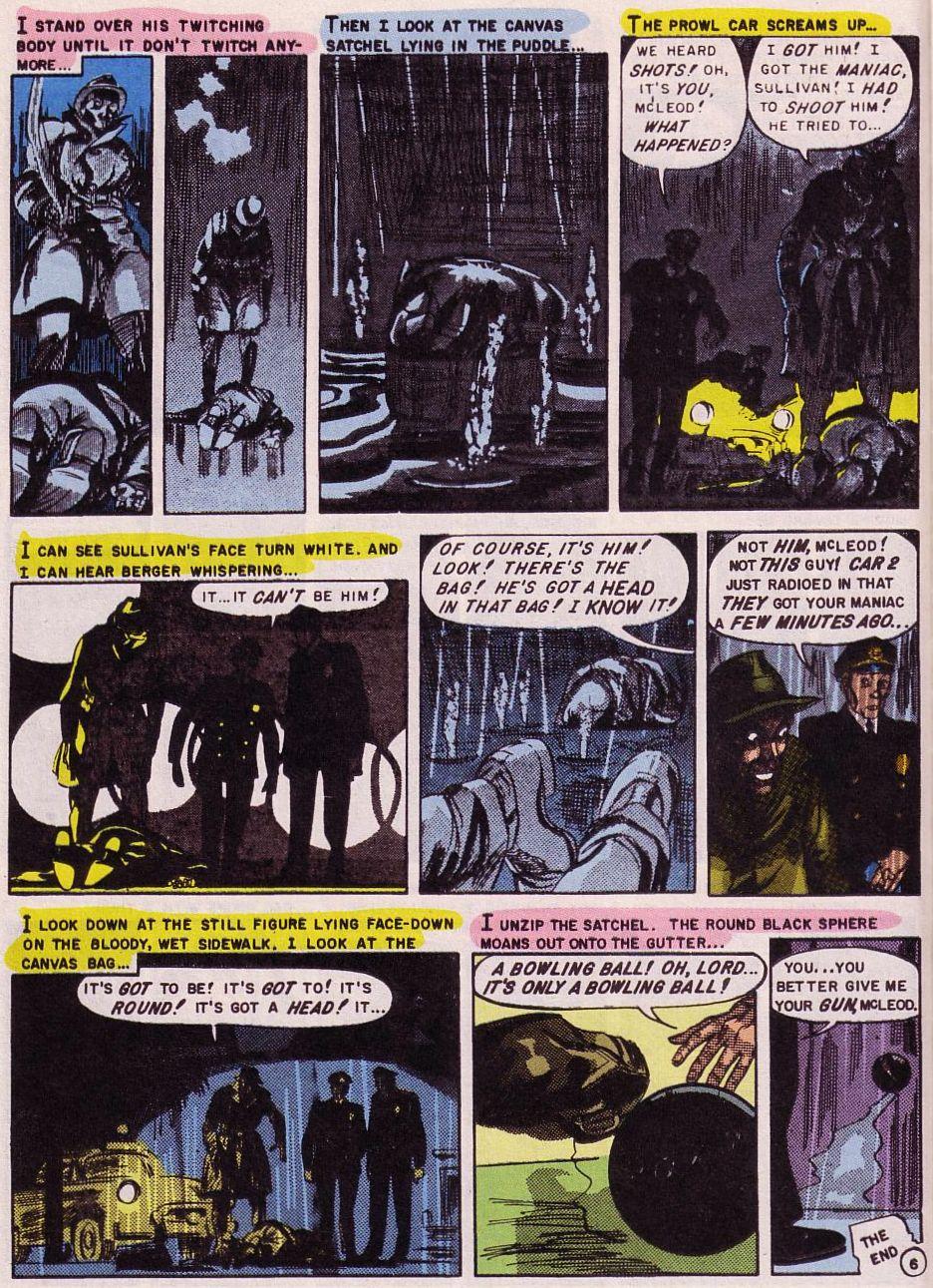 Read online Shock SuspenStories comic -  Issue #18 - 24