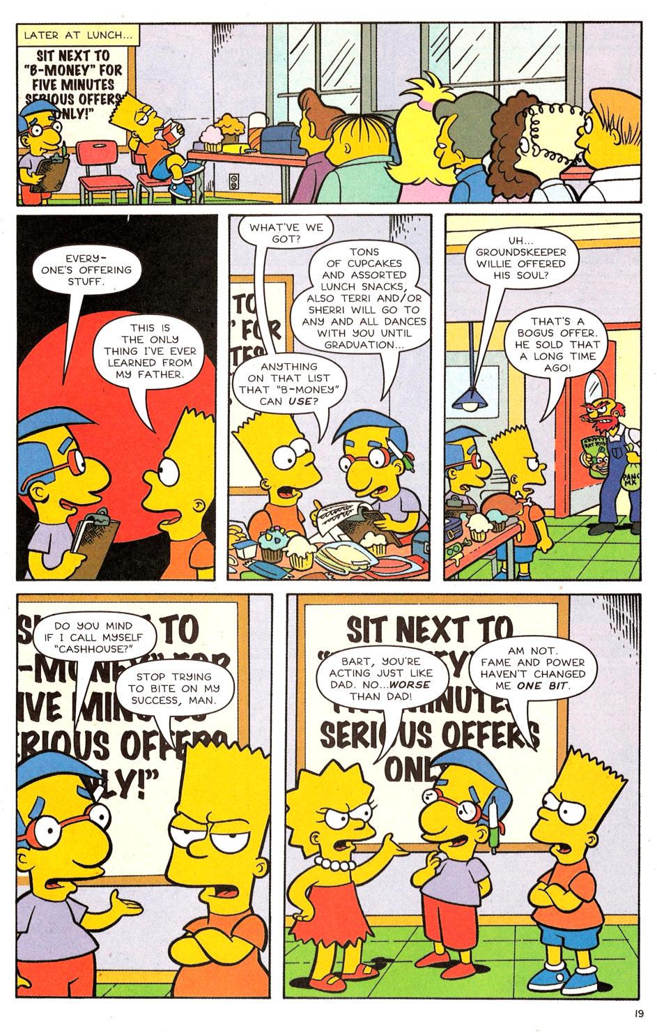 Read online Simpsons Comics comic -  Issue #120 - 15