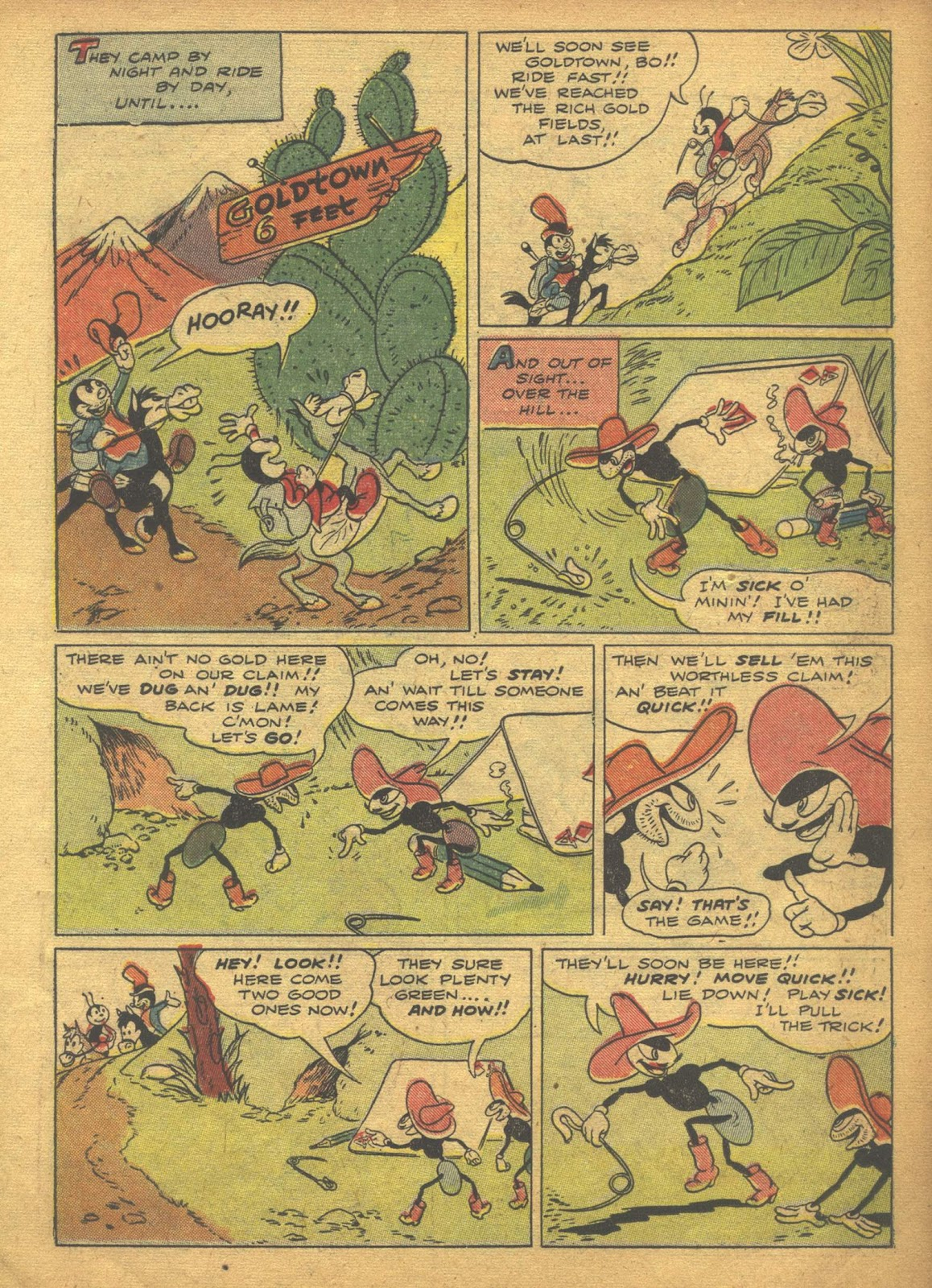 Walt Disney's Comics and Stories issue 63 - Page 15