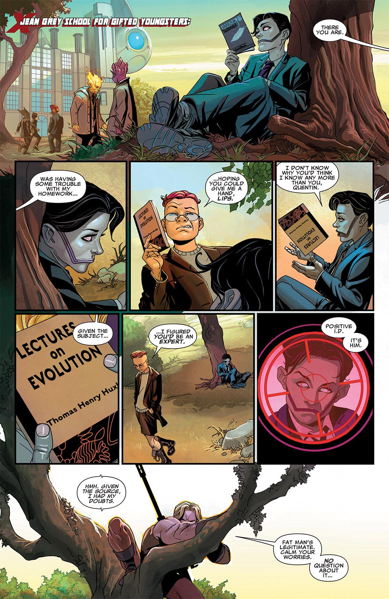 Uncanny X-Force (2010) #25 #27 - English 3