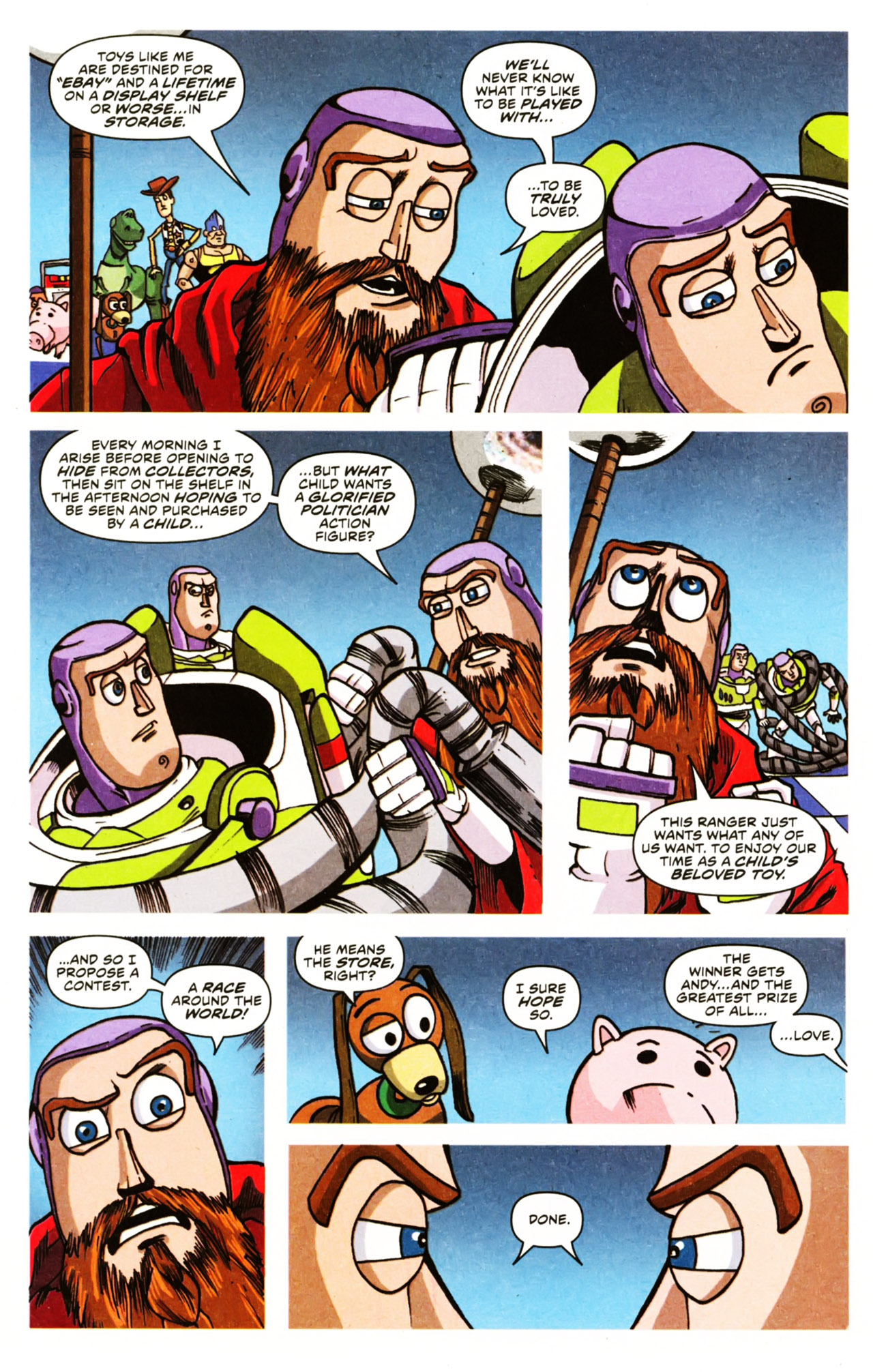 Read online Toy Story (2009) comic -  Issue #2 - 20