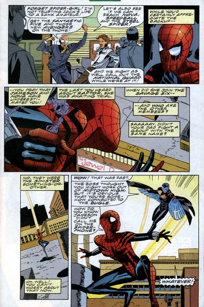Spider-Girl (1998) Issue #25 #28 - English 15