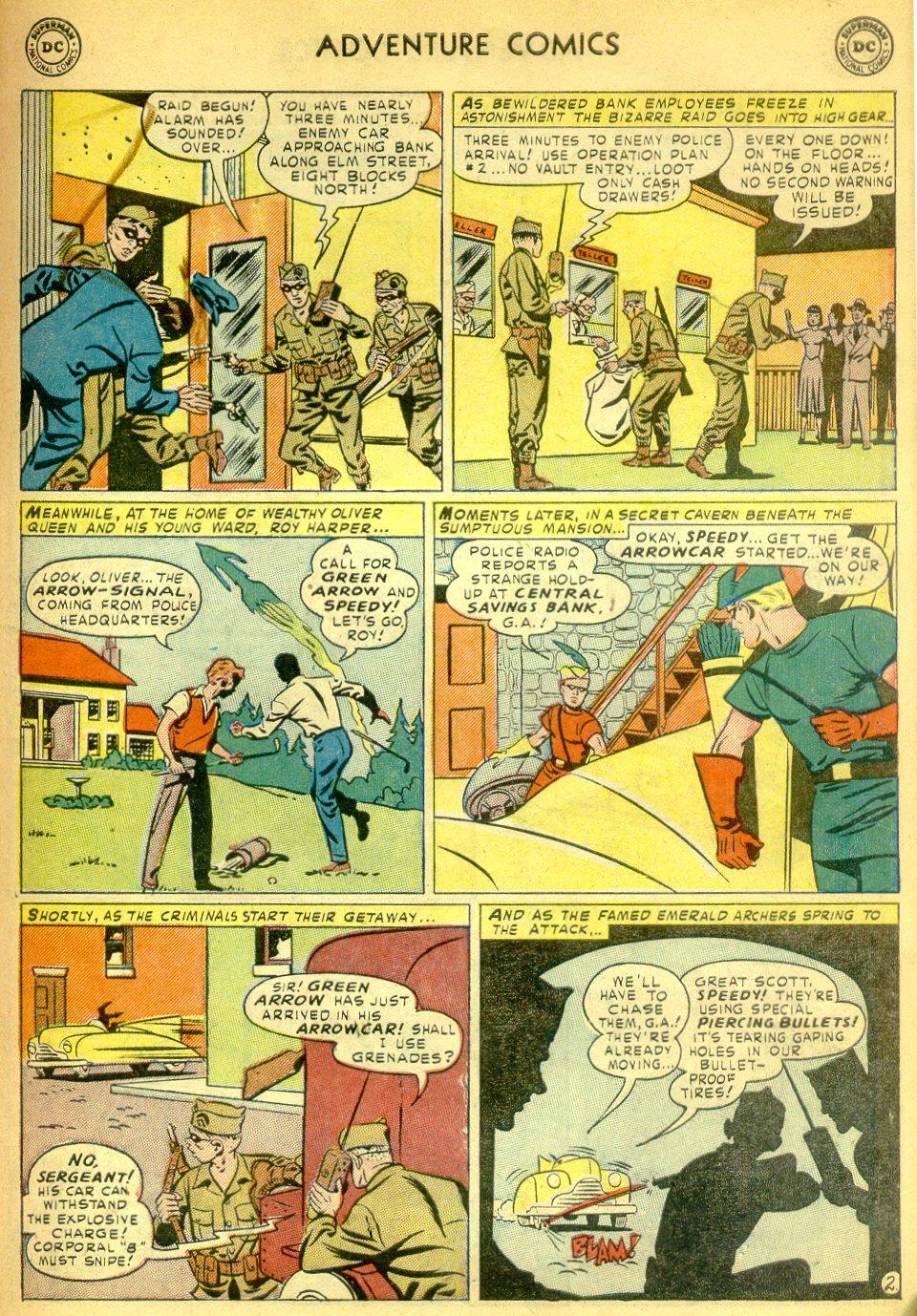 Read online Adventure Comics (1938) comic -  Issue #181 - 34