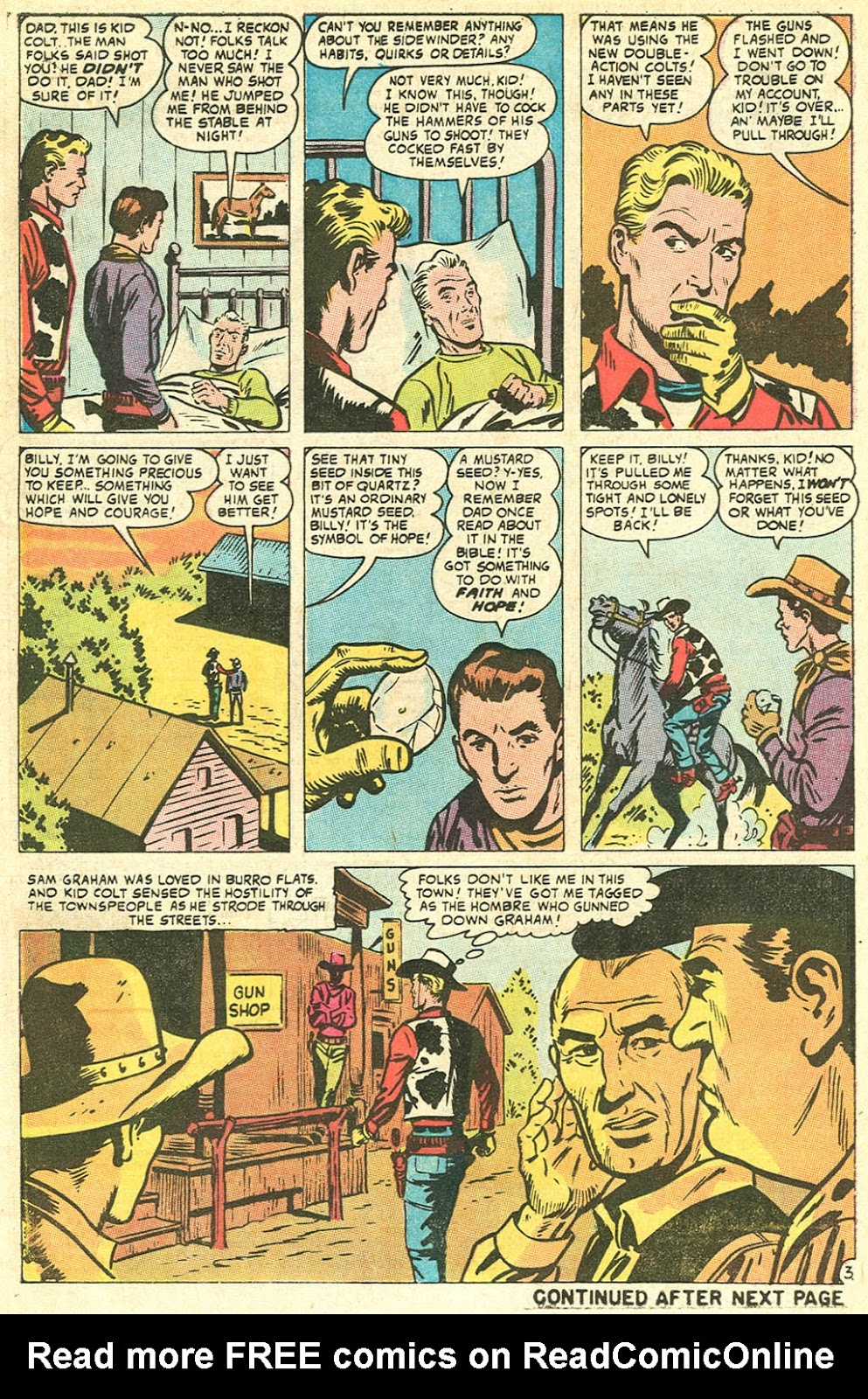 Kid Colt Outlaw issue 141 - Page 30