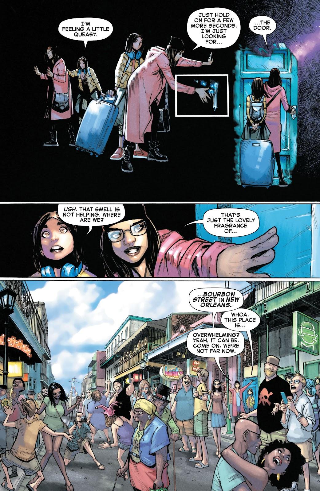 Read online Dr. Strange comic -  Issue #2 - 24