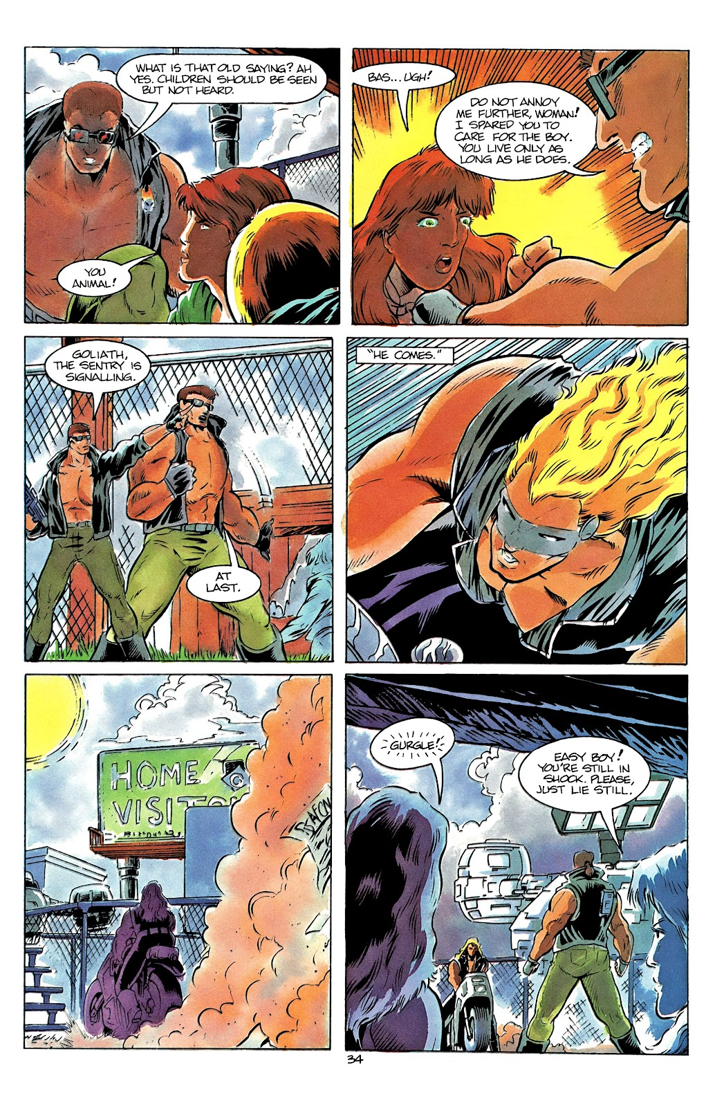 The Terminator (1988) issue 12 - Page 39