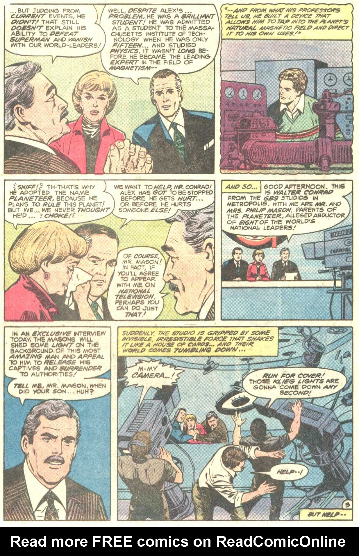 Read online Action Comics (1938) comic -  Issue #547 - 5